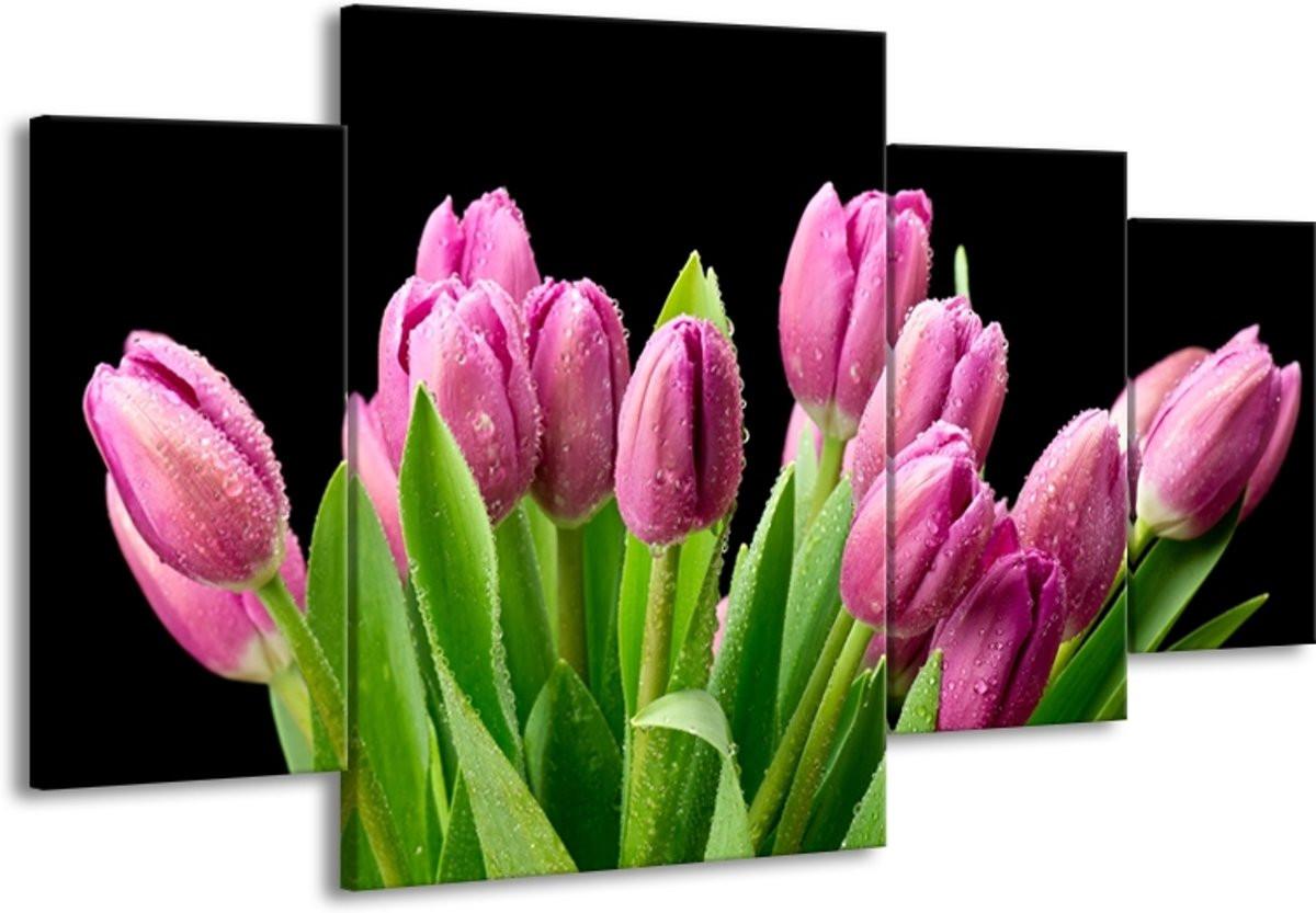 25 Wonderful Delft Tulip Vase 2021 free download delft tulip vase of https www bol com nl p canvas schilderij abstract groen blauw regarding 9200000100200830