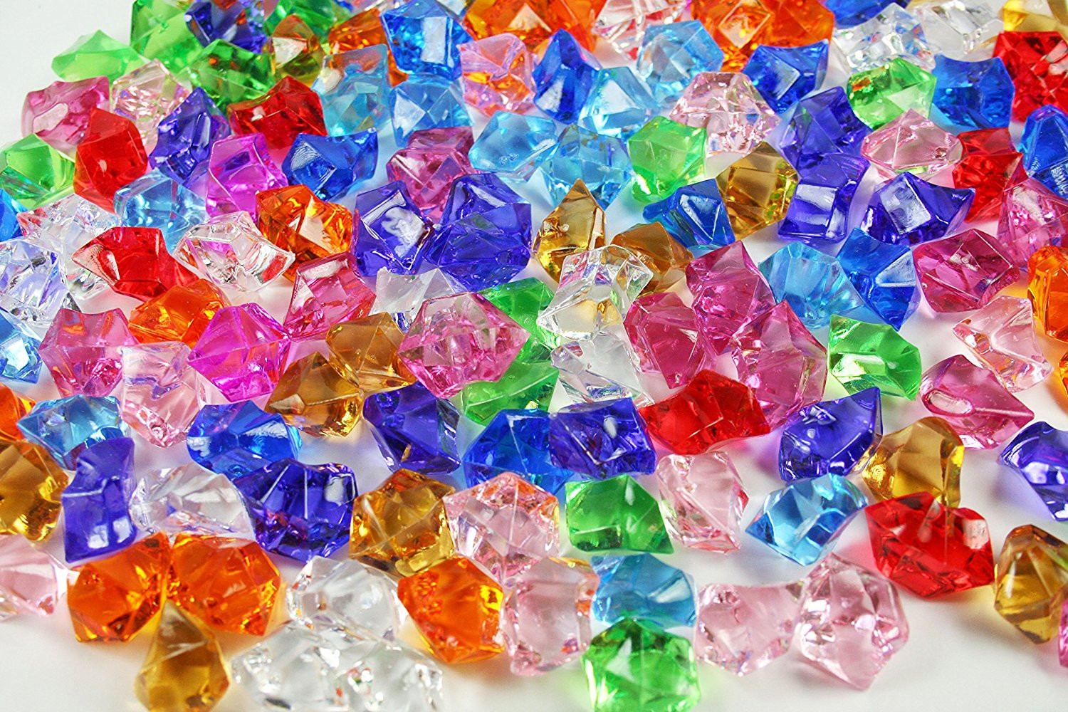 diamond vase filler plastic ice crystals of cheap malani gems jewels find malani gems jewels deals on line at with regard to get quotations a· pirate jewels and gems ice rocks 3 pound 480 pieces assorted 10 different colors