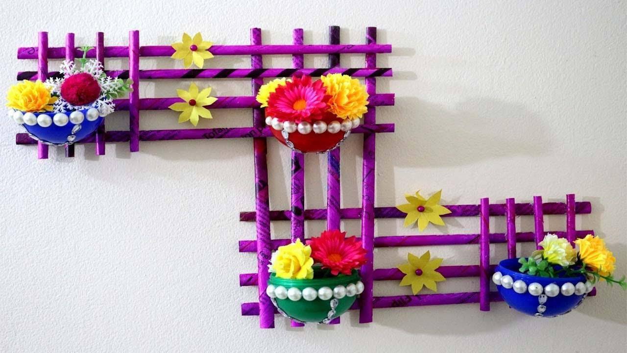 Diy Flower Vase Decoration Of Room Decor Part 42 Pertaining to 38 New Hanging Room Decor Diy