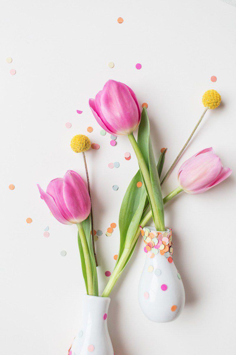 diy gold dipped vases of 35 diy vases perfect for spring inside diy confetti vases 124 5893759c5f9b5874eeefff29