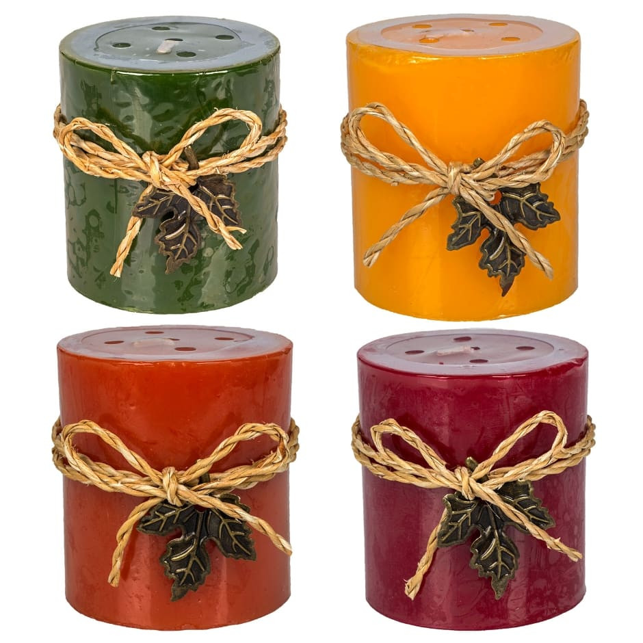 dollar general cylinder vases of harvest dollar tree inc throughout luminessence autumn scented pillar candles