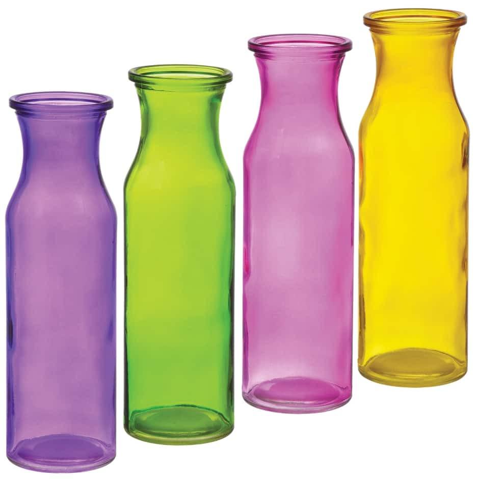 dollar glass cylinder vases of milk glass dollar tree inc in translucent glass milk bottle vases 7a¾