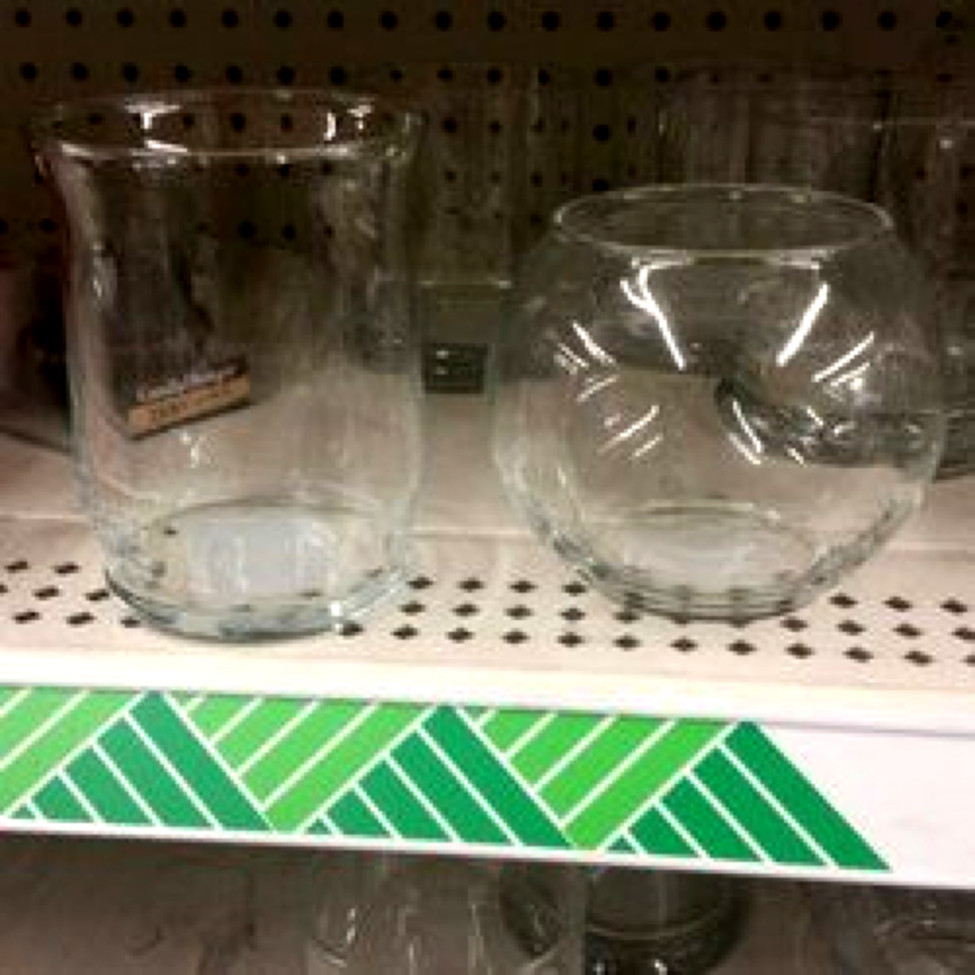 21 Great Dollar Store Cylinder Vases