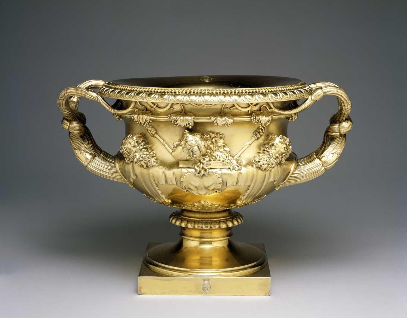 dora maar vase replica of warwick vases at rienzi the museum of fine arts houston regarding wine cooler