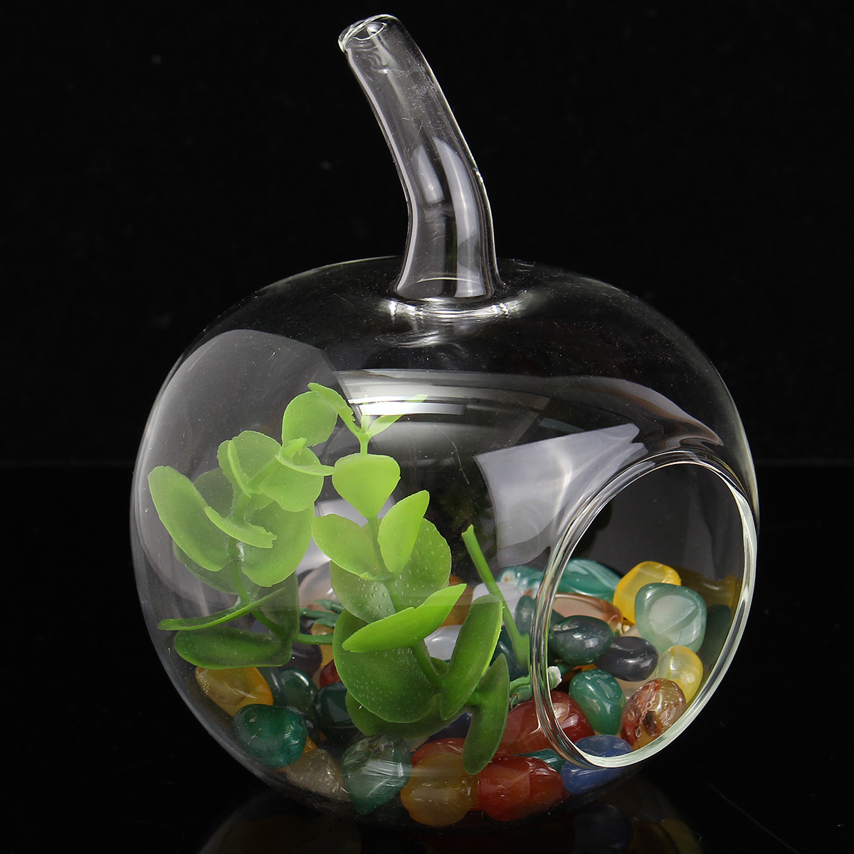 double glass vase of crystal glass flower vase terrarium container micro landscape glass for crystal glass flower vase terrarium container micro landscape glass bottles decor