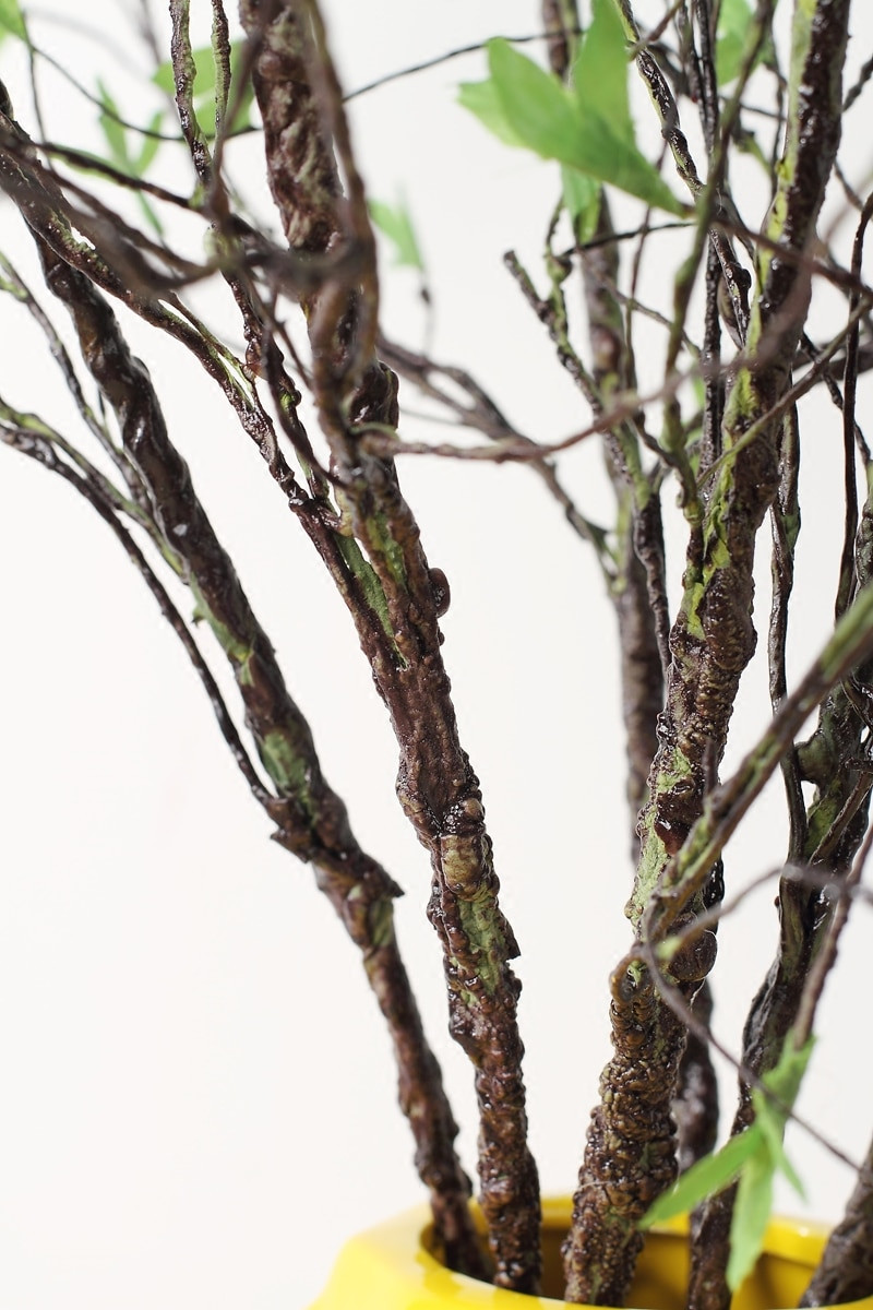 dried twigs for vases of 2pcs large artificial dry tree branches green leaves willow branches throughout 2pcs large artificial dry tree branches green leaves willow branches home wedding decoration fake flower diy table plants 88cm in artificial dried flowers