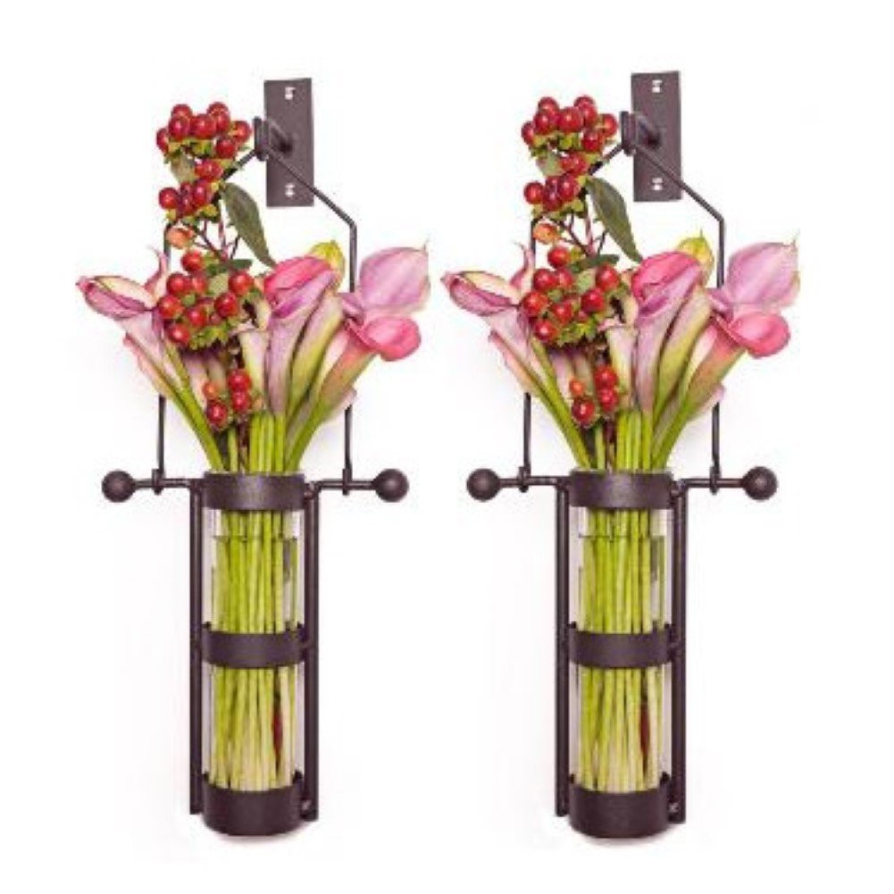 23 attractive Eastland Glass Cylinder Vases Set Of 4