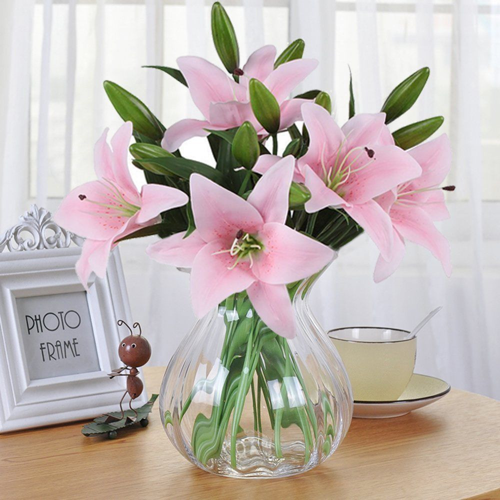 19 Stunning Ebay Artificial Flowers In Vase 2021 free download ebay artificial flowers in vase of artificial flowers meiwo 5pcs artificial lillies with 3 buds full with artificial flowers meiwo 5pcs artificial lillies with 3 buds full bloom pink 6079946