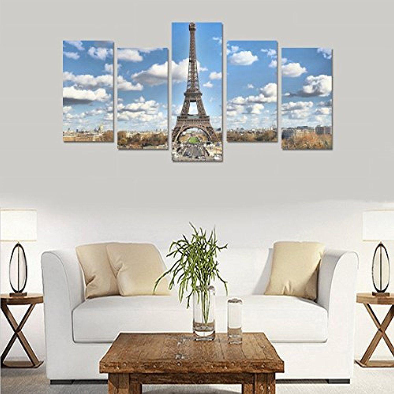 20 Fantastic Eiffel tower Glass Vase