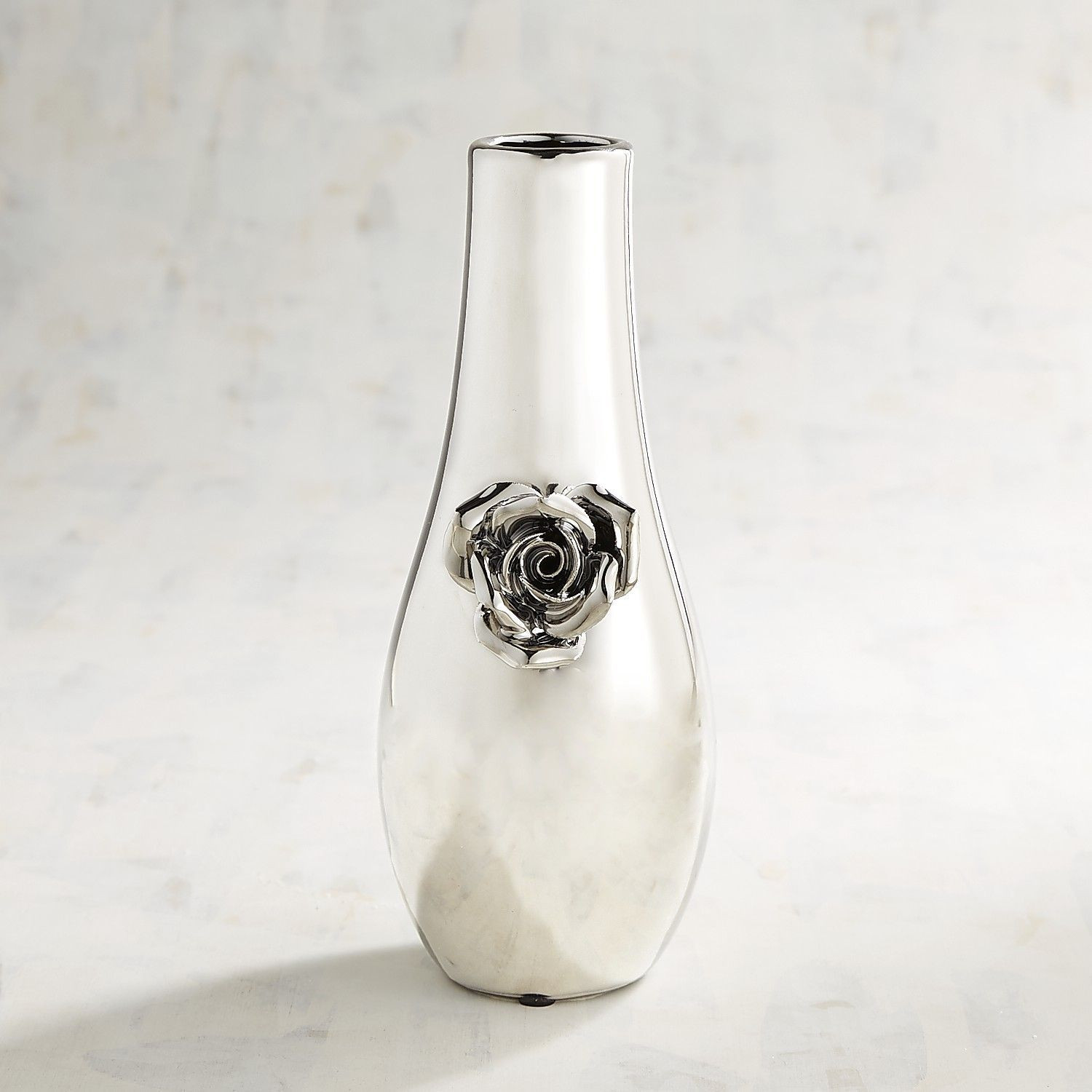 elegant expressions by hosley vase of pics of silver bud vases vases artificial plants collection intended for silver bud vases collection silver bud vase with flower pinterest of pics of silver bud vases