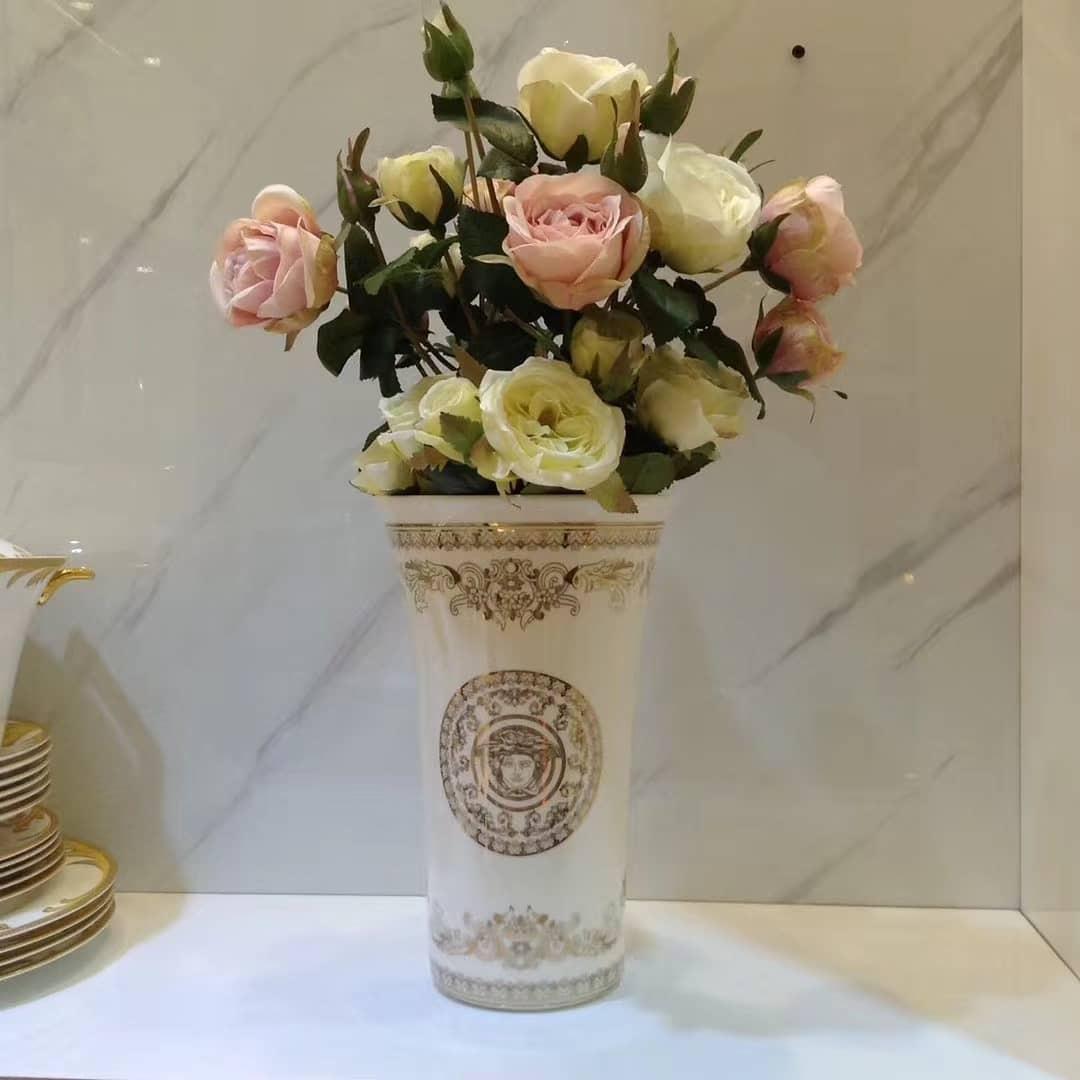 Empty Vase Florist Los Angeles Ca Of Luxuryvase Hash Tags Deskgram with Regard to Versacelover Versacevase Luxuryvases Luxuryvase Porcelainvase Porcelainvases Versaceporcelain Versacevases