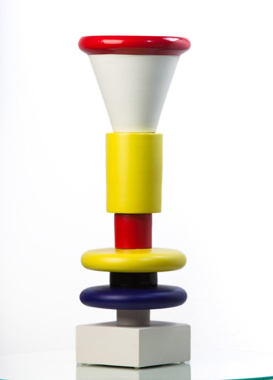 ettore sottsass vase of ettore sottsass studio guastalla in sottsass vaso