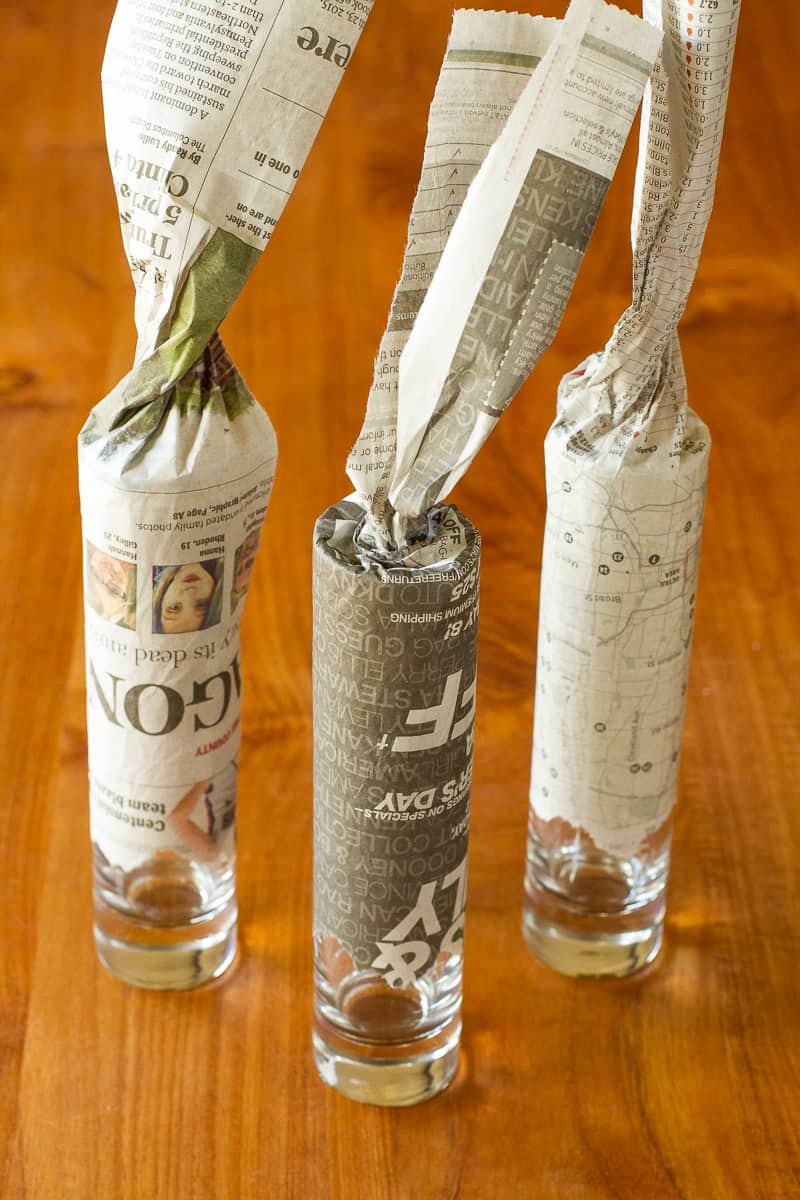 europa glass vase of gilded gold glass bud vases diy vase idea unsophisticook for gilded gold glass bud vases all this simple diy vase idea requires is a