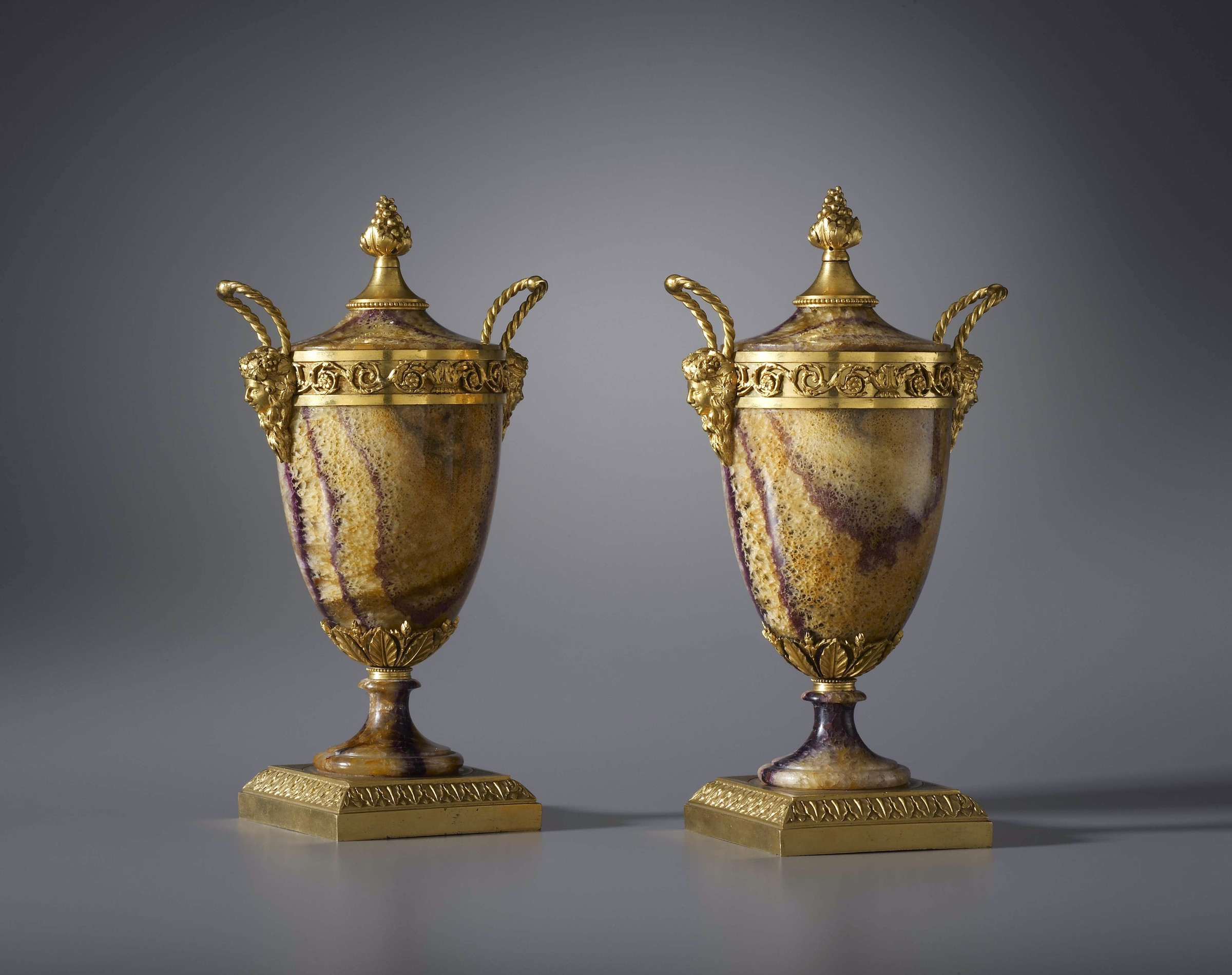 expensive vases for sale of matthew boulton attributed to a pair of georgian covered vases regarding a pair of georgian covered vases attributed to matthew boulton