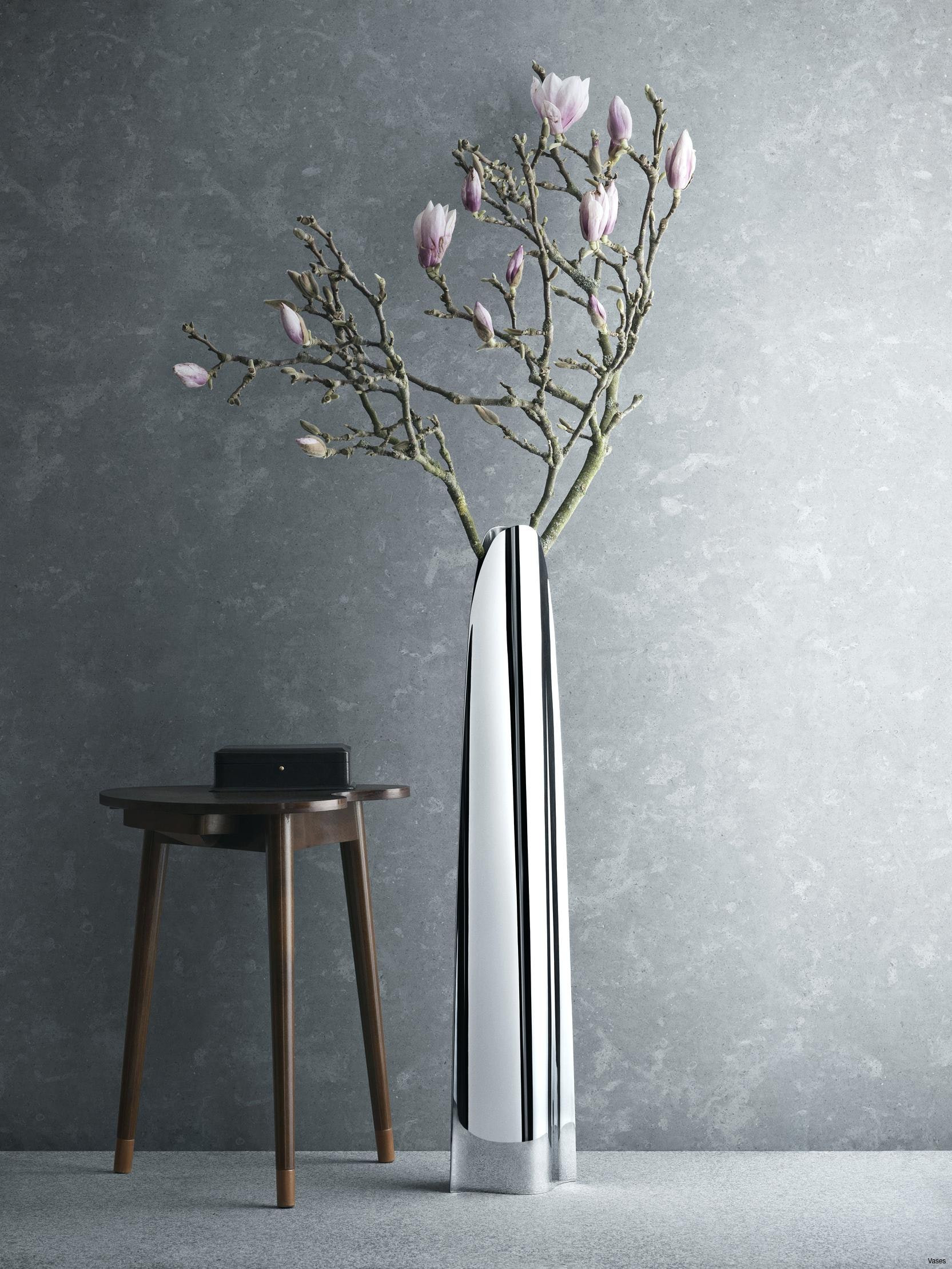 Fake Flowers for Tall Floor Vases Of Decorating Ideas for Tall Vases Fresh Greens In A Tall Vase Silk with Regard to Decorating Ideas for Tall Vases Lovely Interesting Black Tall Floor Vase for Exciting Living Room Design