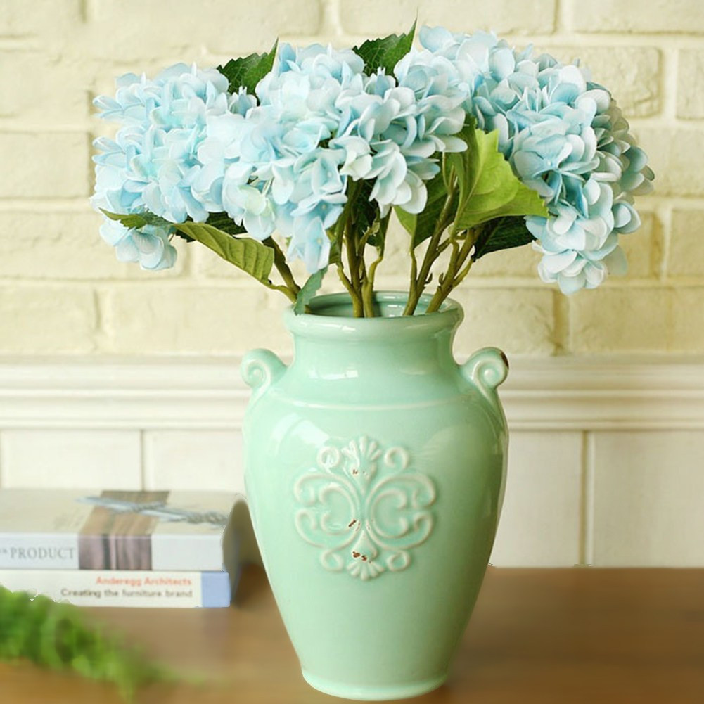 21 Cute Fake Flowers In Vase with Fake Water