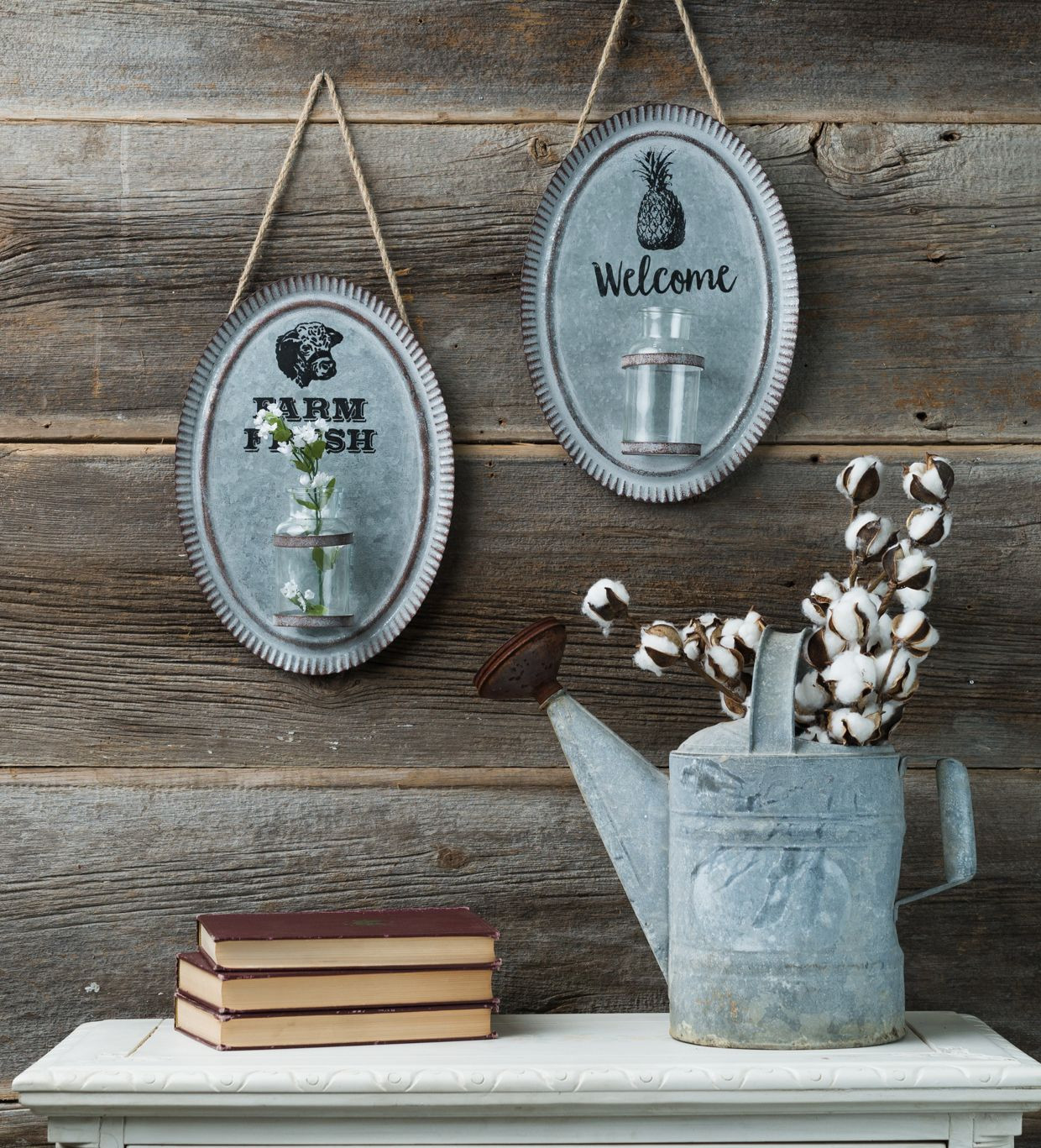 Farmhouse Metal Wall Vase Of Bring that Vintage Farmhouse Look Home with One Of Our Galvanized Intended for Bring that Vintage Farmhouse Look Home with One Of Our Galvanized Metal Wall Signs and Vases Vintage Farmhouse Home Decor Country Rustic
