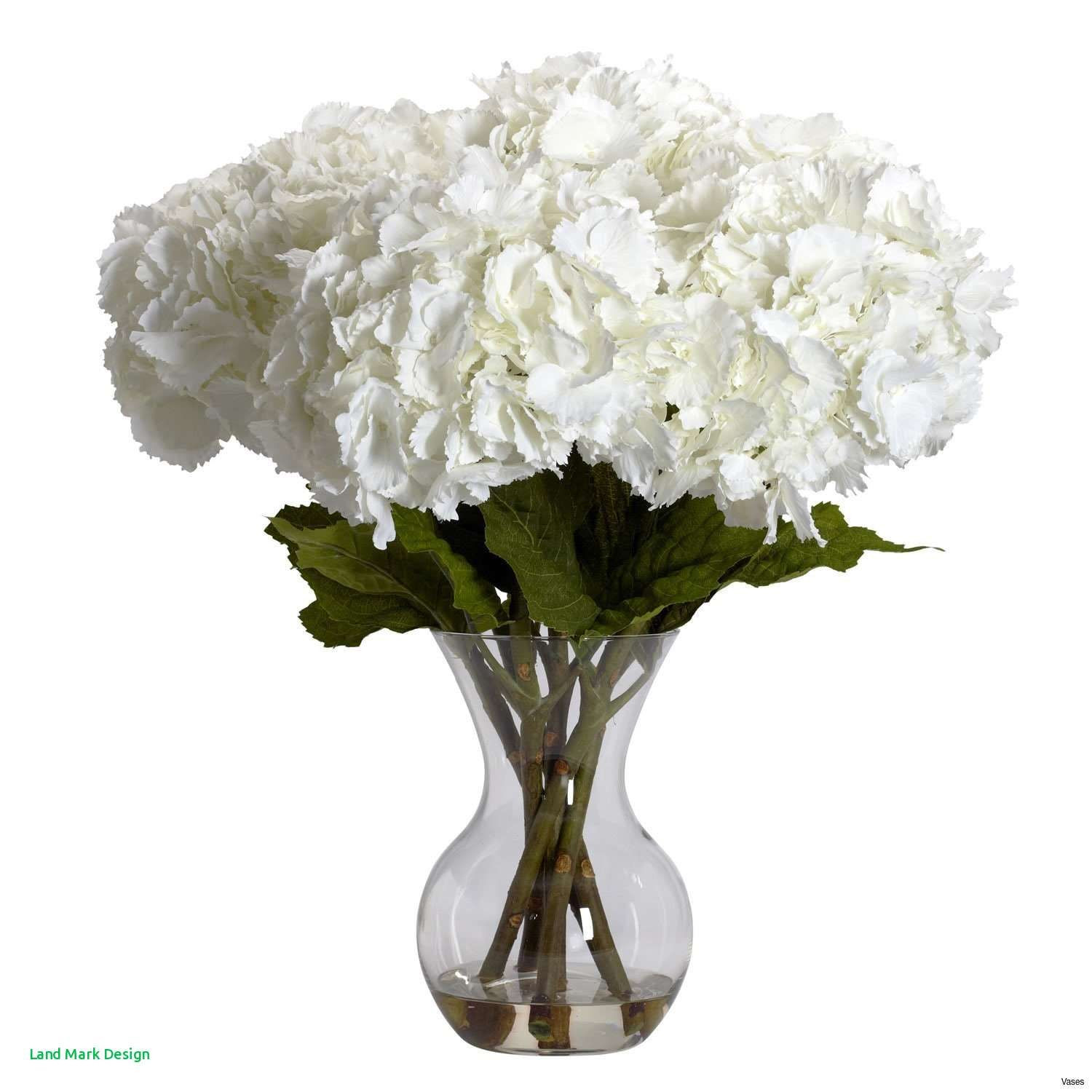 faux white hydrangea arrangement in glass vase of faux peonies in vase inspirational natural flower arrangements the with faux peonies in vase inspirational natural flower arrangements
