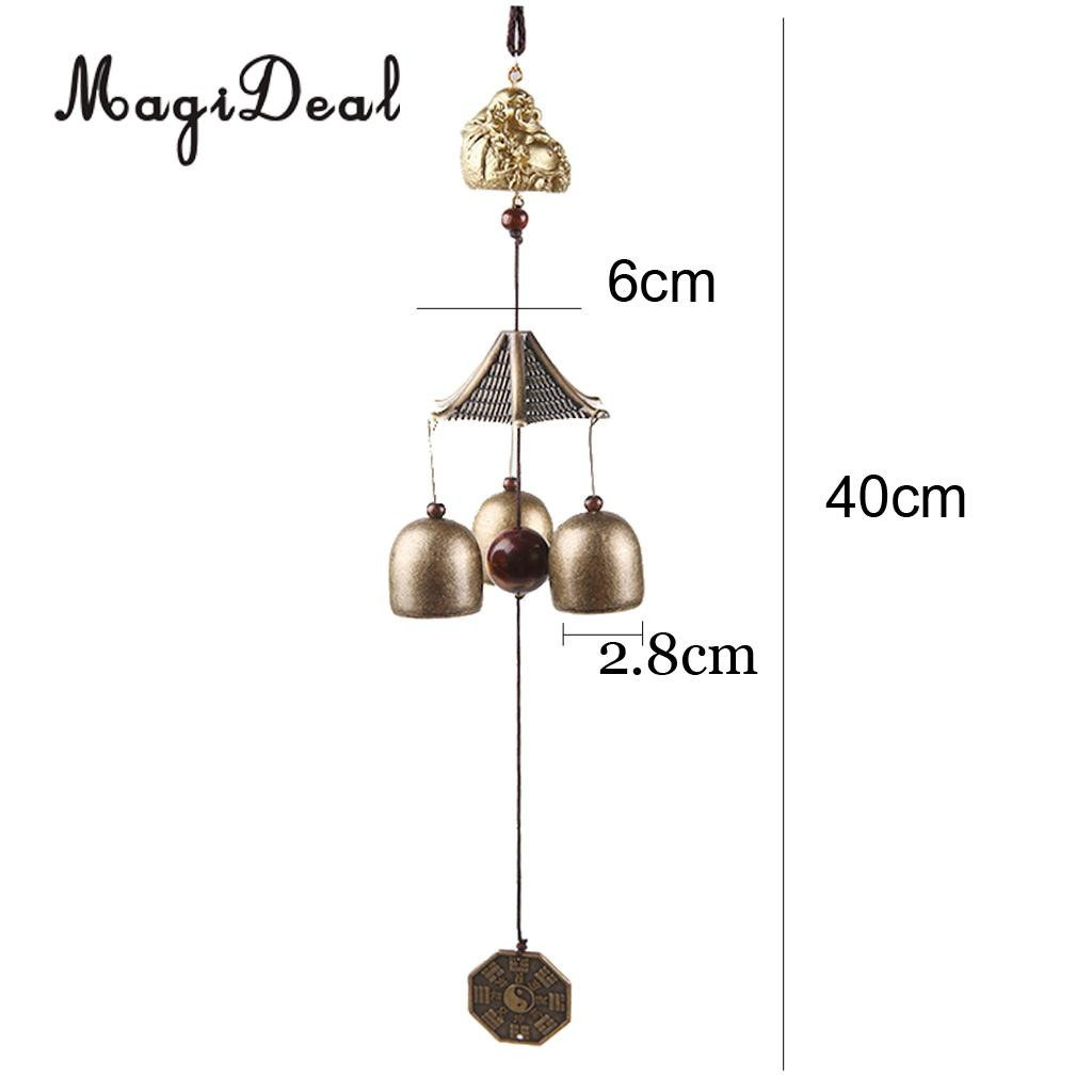 feng shui vase of magideal traditional chinese metal wind chimes buddha coin lucky intended for magideal traditional chinese metal wind chimes buddha coin lucky bell feng shui hanging decoration ornament in wind chimes hanging decorations from home