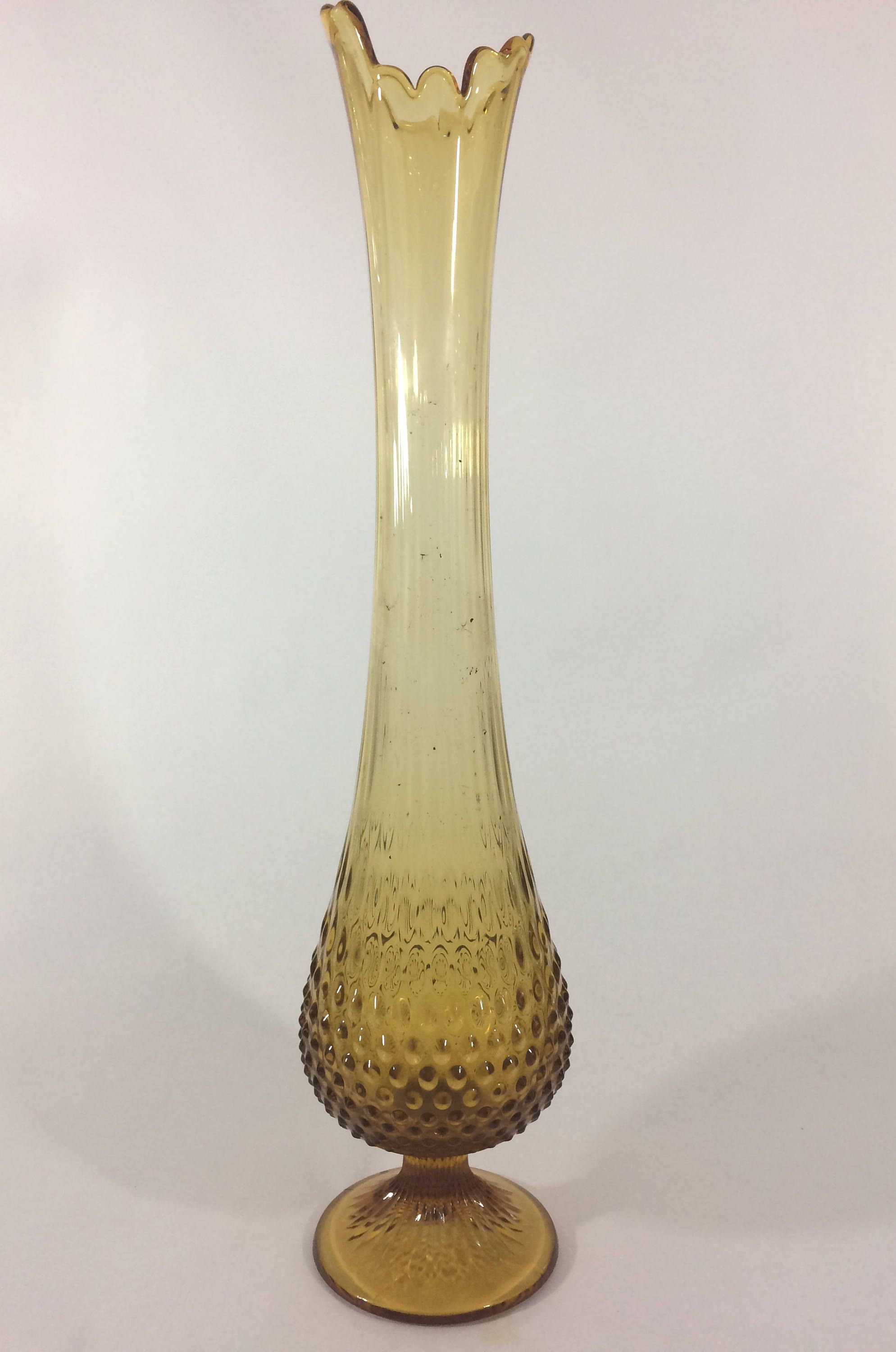 fenton amber hobnail vase of fenton amber glass vase hobnail swung mid century 19 tall retro regarding fenton glass large 19 amber hobnail viking footed swung vase mid century art glass vintage fenton amber topaz glass vase by lakesidevintageshop on etsy
