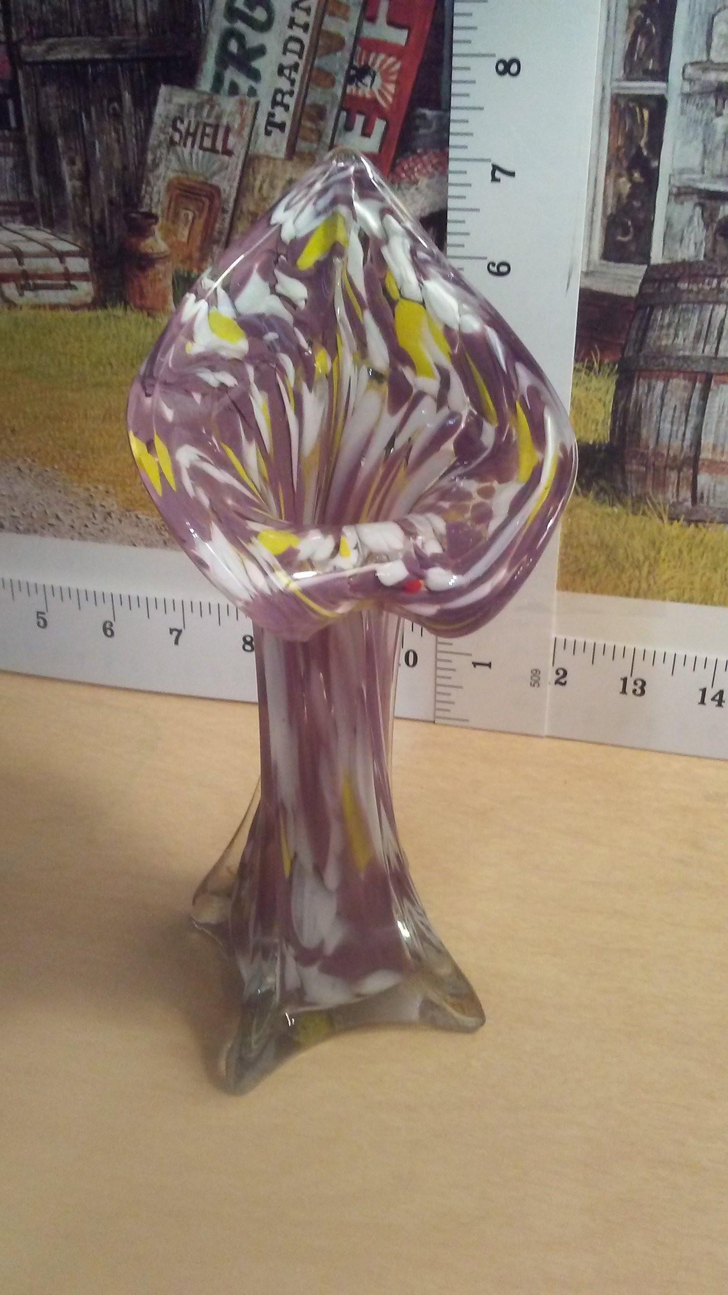 20 Wonderful Fenton Cranberry Glass Vase 2021 free download fenton cranberry glass vase of hand blown multi color jack in the pulpit 8 vase regarding dc29fc294c28ezoom
