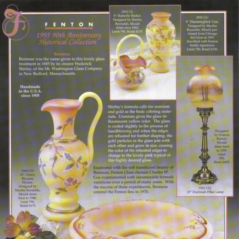 fenton hobnail bud vase of draft fenton catalogs 90s sgs intended for 1995 anniversary hist collection