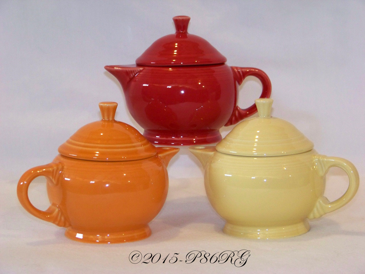 Fiestaware Millennium Vase Of Fiestaa Pitchers Teapots Carafes Inside Click Here to
