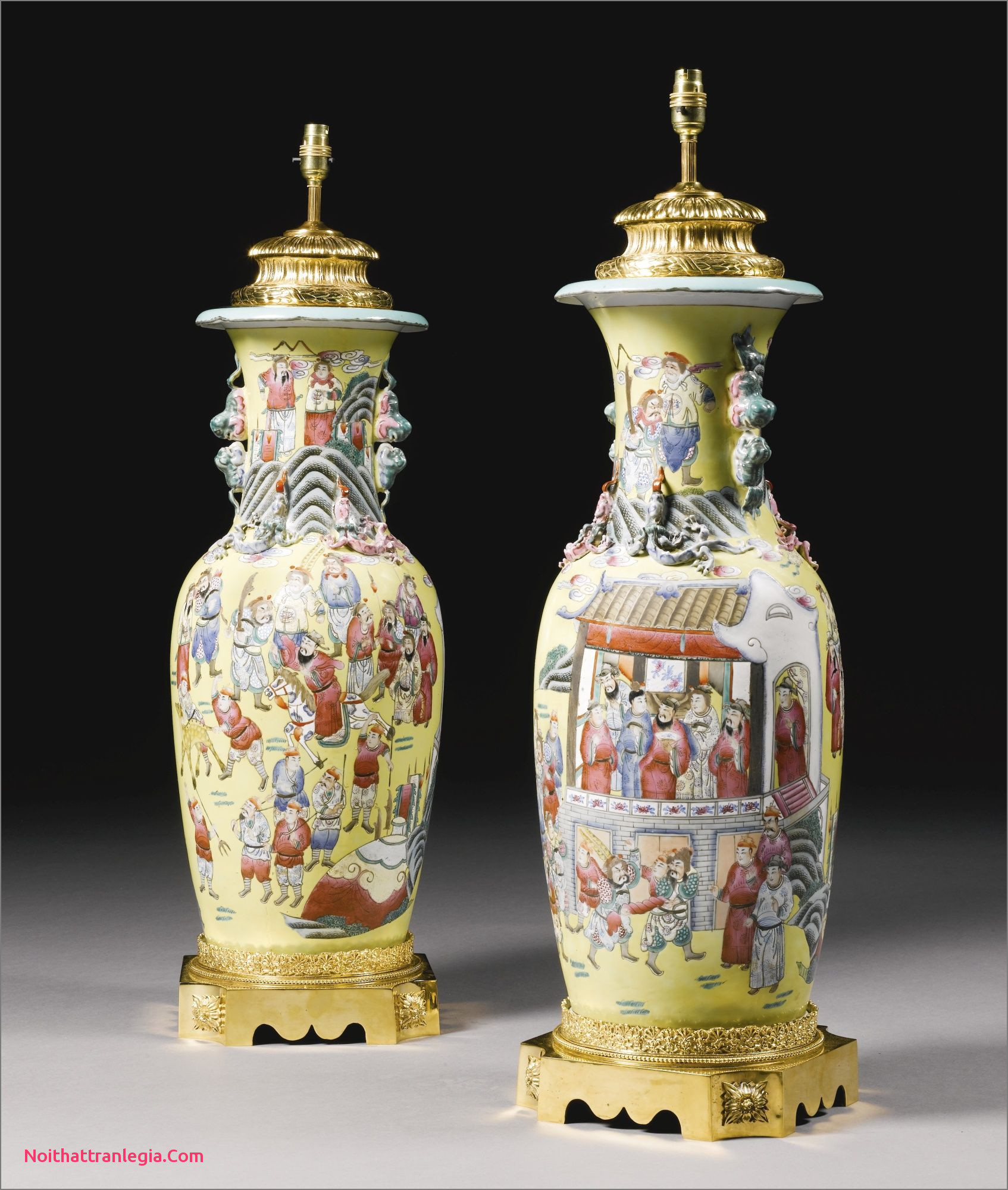 Fine China Vase Of 20 Chinese Antique Vase Noithattranlegia Vases Design Pertaining to A Pair Of Chinese Porcelain Vases sotheby S