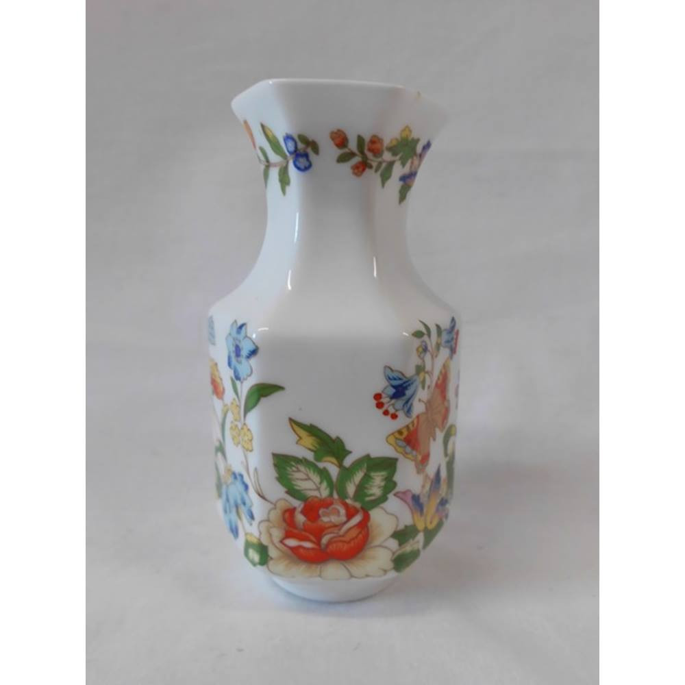 Fine China Vase Of Aynsley China Cottage Garden Local Classifieds Preloved Inside Aynsley Miniature Flower Vase