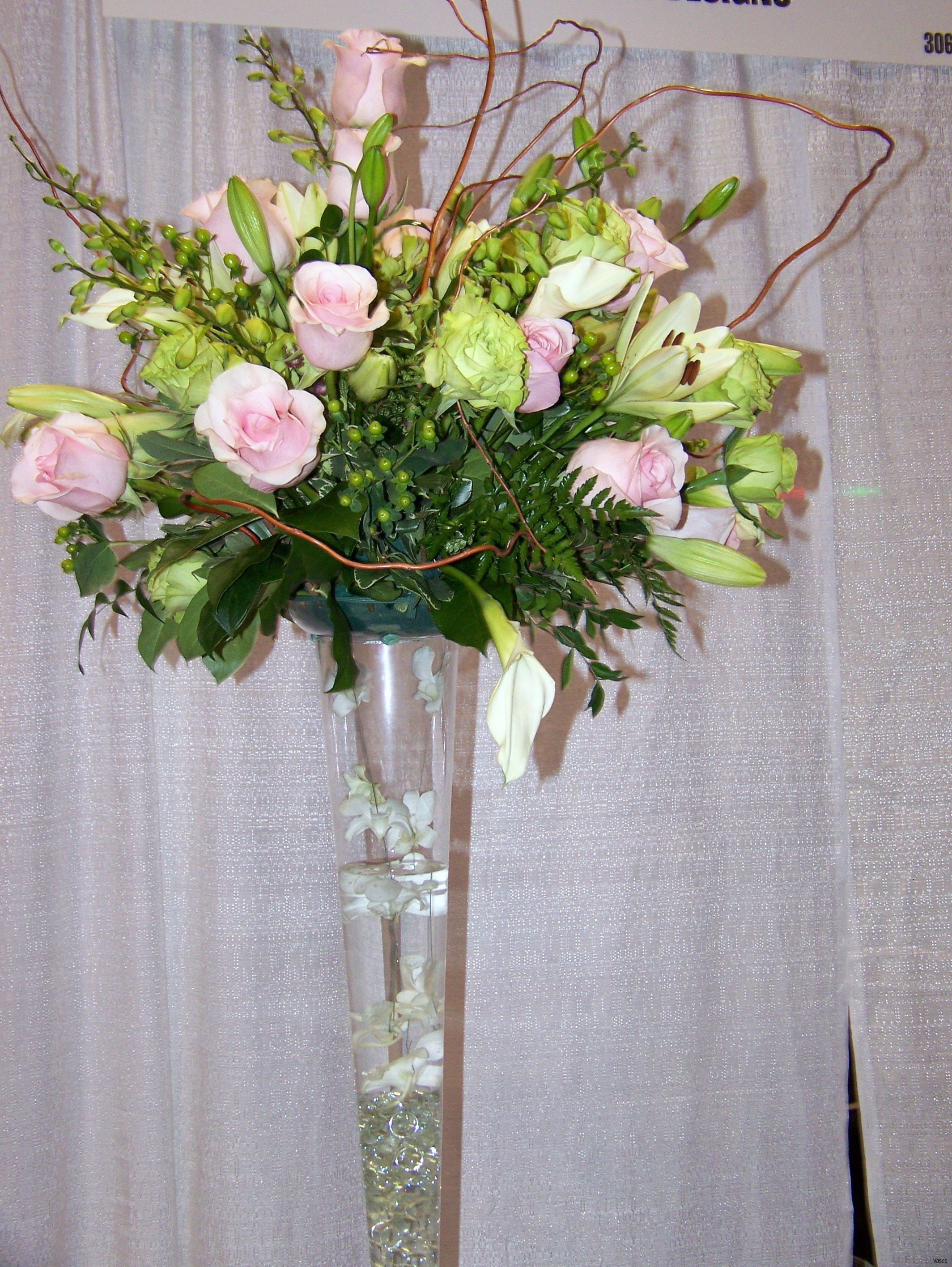Ww12 & Fish Bowl Flower Arrangements For Weddings