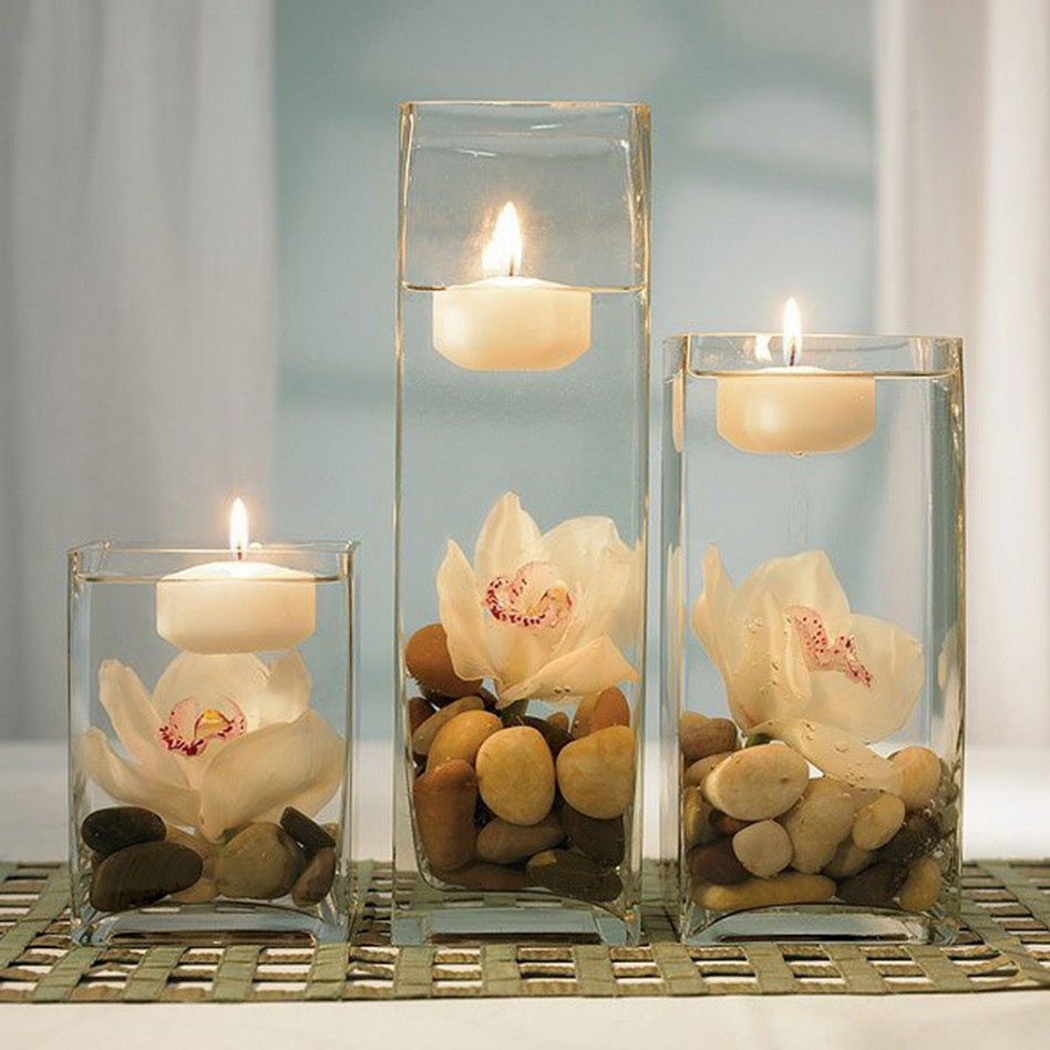 floating candle flower vases of vase with flowers and floating candles wedding tips and inspiration in interior attractive floating candle in watered gl flower