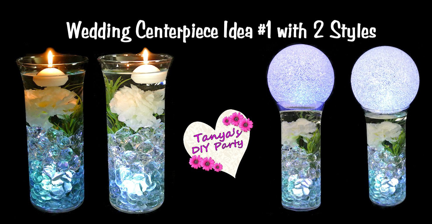 Floating Flowers In Vases Centerpieces Of Lighted Vase Centerpiece with Flower Wedding Centerpiece Idea 1 Inside Lighted Vase Centerpiece with Flower Wedding Centerpiece Idea 1 Youtube Wedding Vase Decoration Ideas