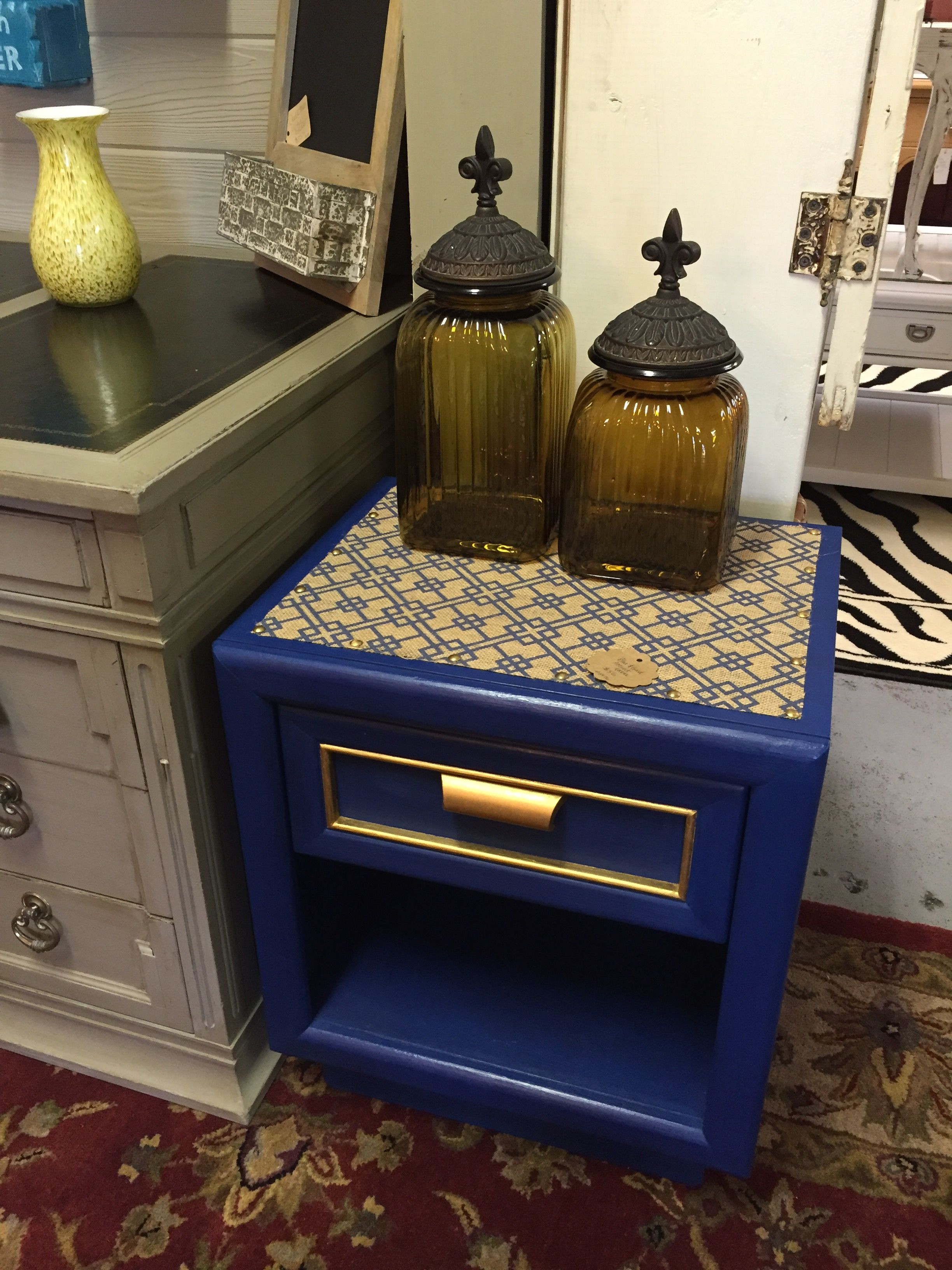 floor vase stands of end table night stand painted in amy howard american dream one step with regard to end table night stand painted in amy howard american dream one step paint with