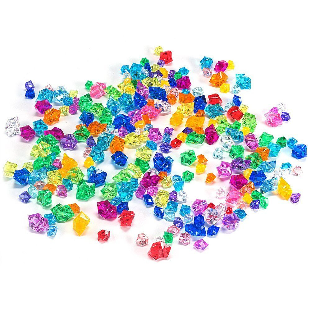 floral stones for vases of bogo arty acrylic ice rock crystals gems colorful translucent in bogo arty acrylic ice rock crystals gems colorful translucent precious stones 200 pieces
