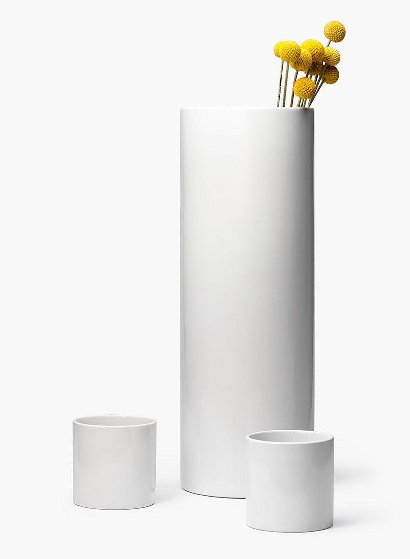 floral vases and containers wholesale of gloss white ceramic cylinders great vases for weddings pinterest within ceramic