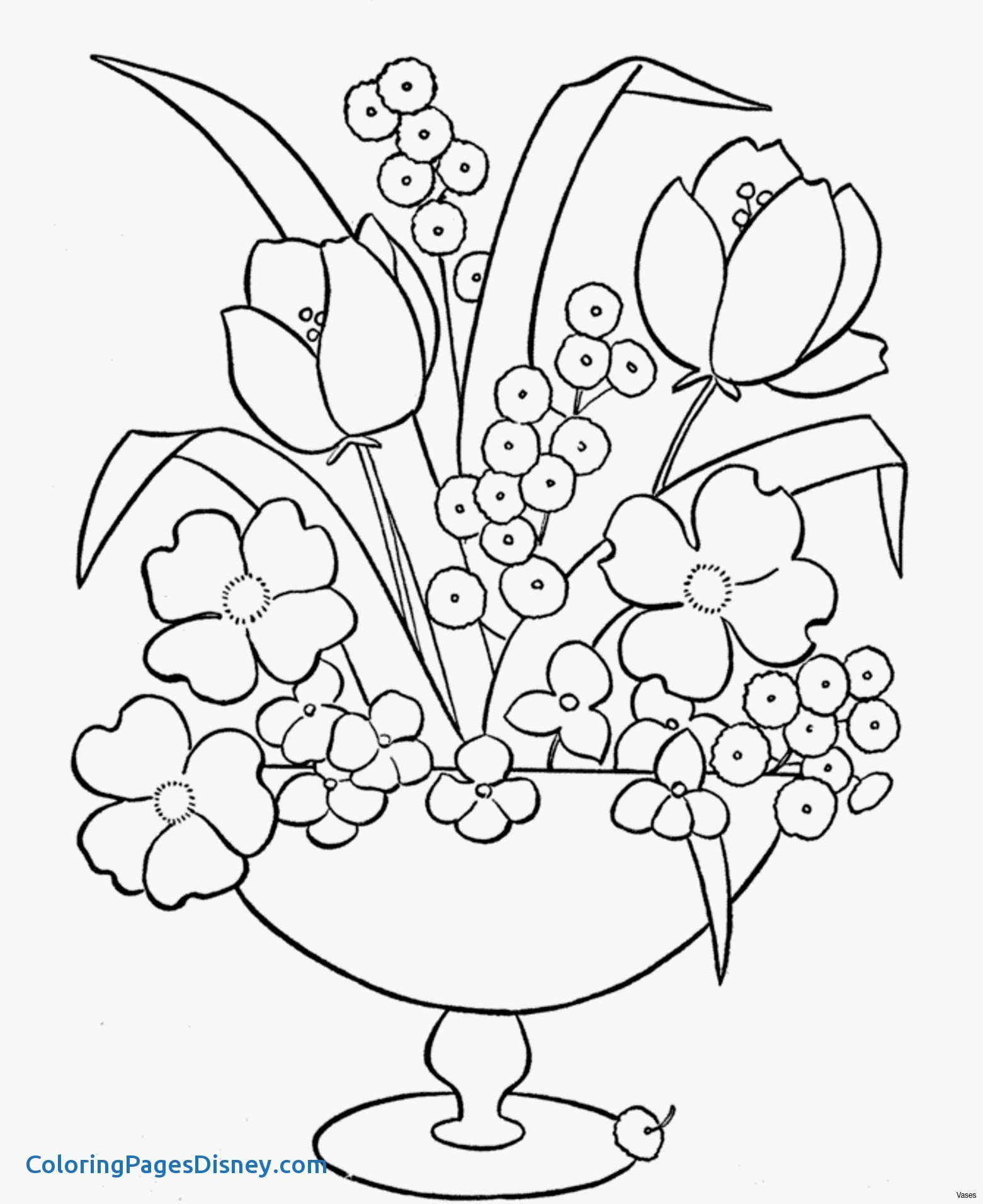 Flower Vase Watercolor Of What is the order Of A butterfly Fresh Coloring Pages butterflies In Coloring Pages butterflies New Cool Vases Flower Vase Coloring