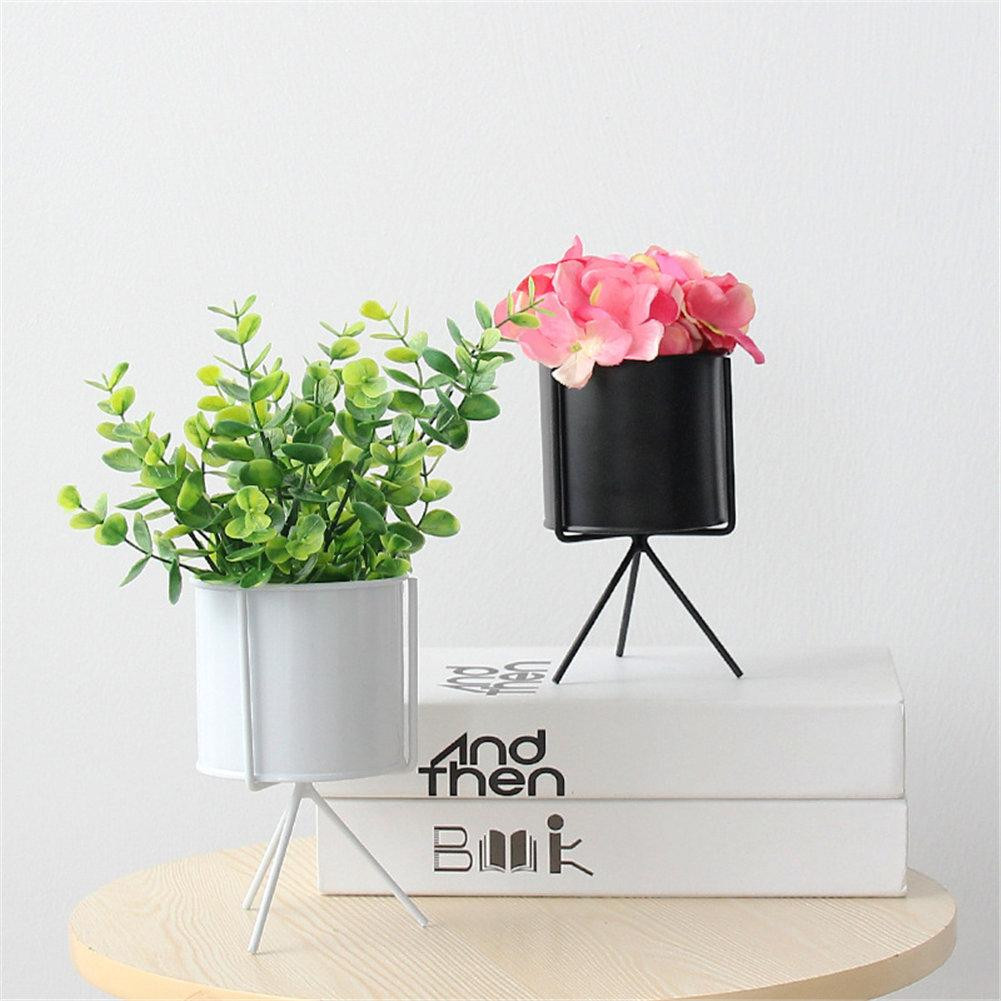 flower vase with umbrella hole of aliexpress com buy nordic style minimalist ceramic iron art vase within aliexpress com buy nordic style minimalist ceramic iron art vase minimalism flower vases home officeroom coffeehouse decoration plant flowerpot from