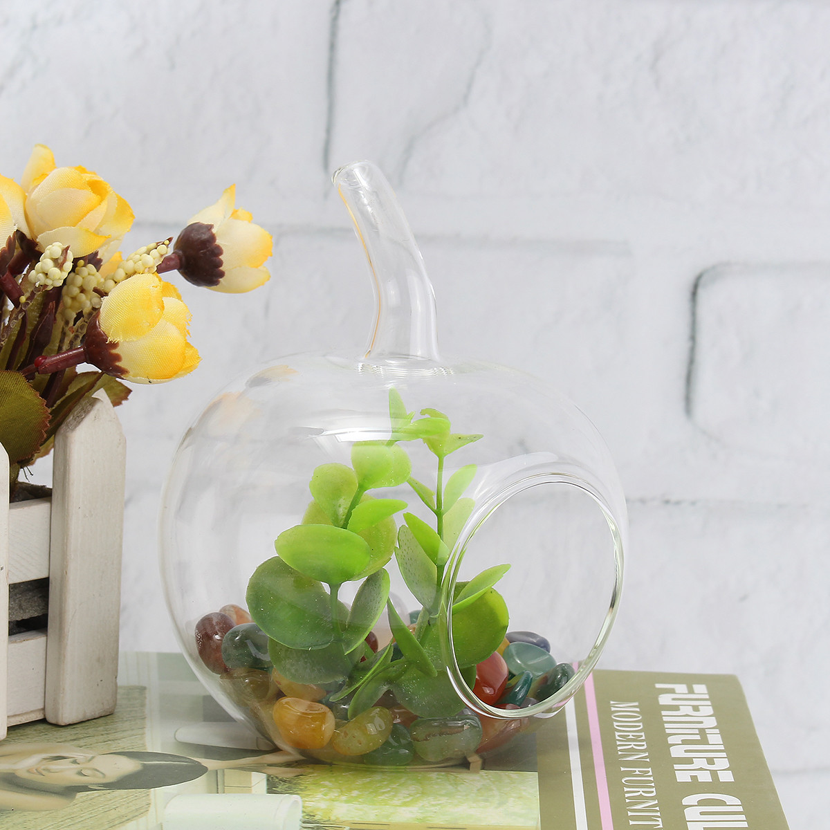 flower vase with umbrella hole of crystal glass flower vase terrarium container micro landscape glass throughout crystal glass flower vase terrarium container micro landscape glass bottles decor