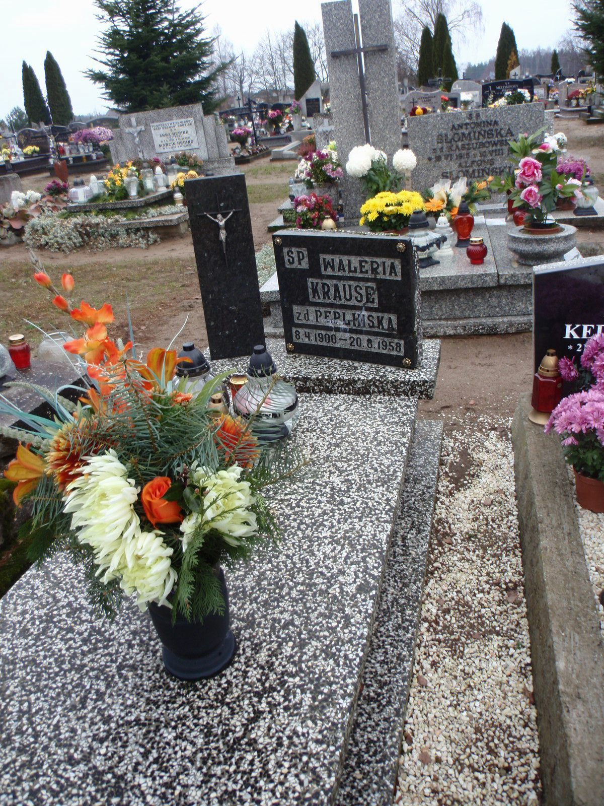 flower vases for headstones of 8 fresh flowers for headstones pictures best roses flower in fresh waleria krause peplia…ska 1900 1958 genealogy of 8 fresh flowers for headstones pictures
