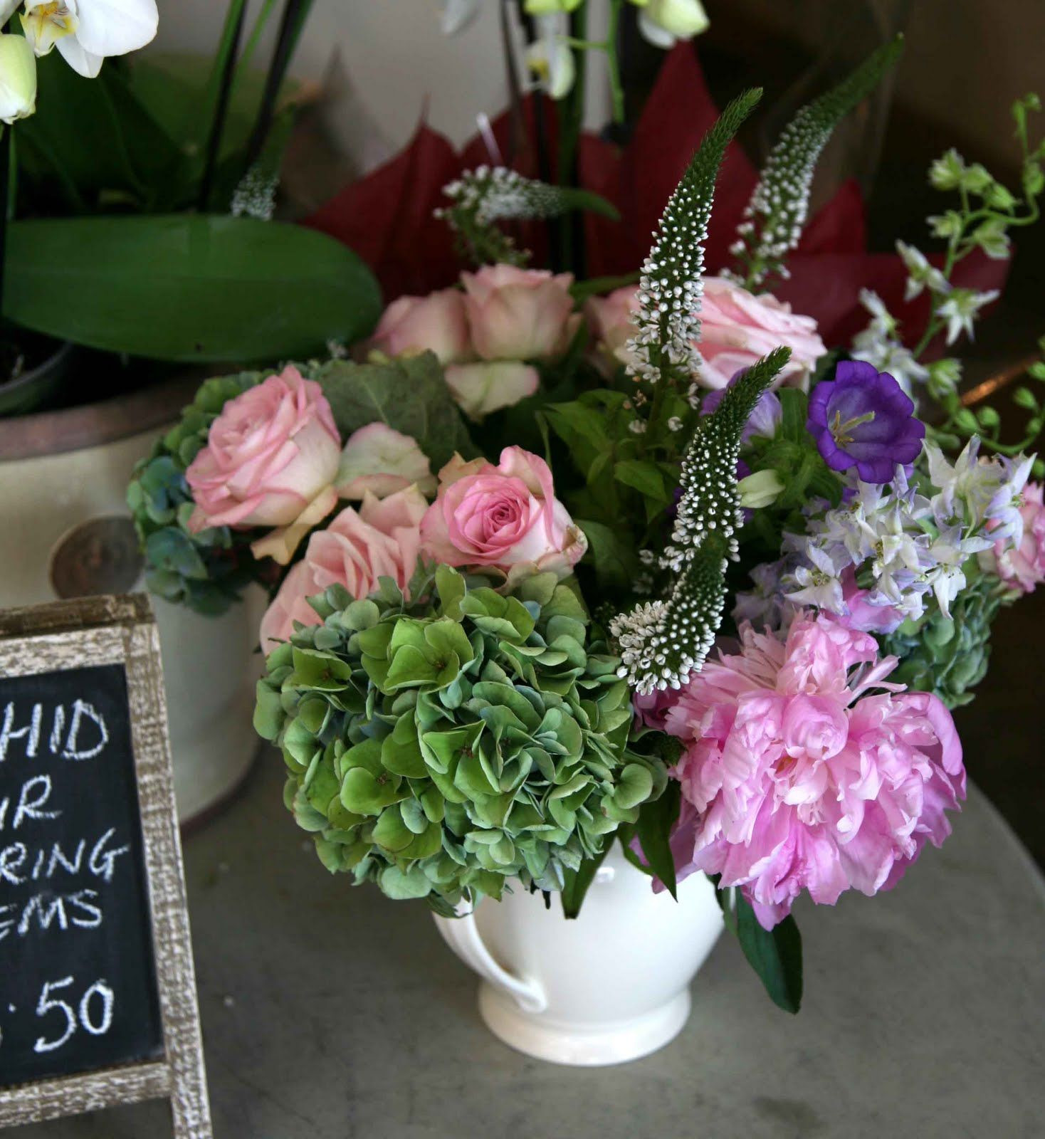 14 Trendy Flower Vases for Niches 2021 free download flower vases for niches of flower shop stories 365 days of flowers on the way to a workshop intended for first stop is ted martins flowers in tisbury so i can collect the flowers i have orde