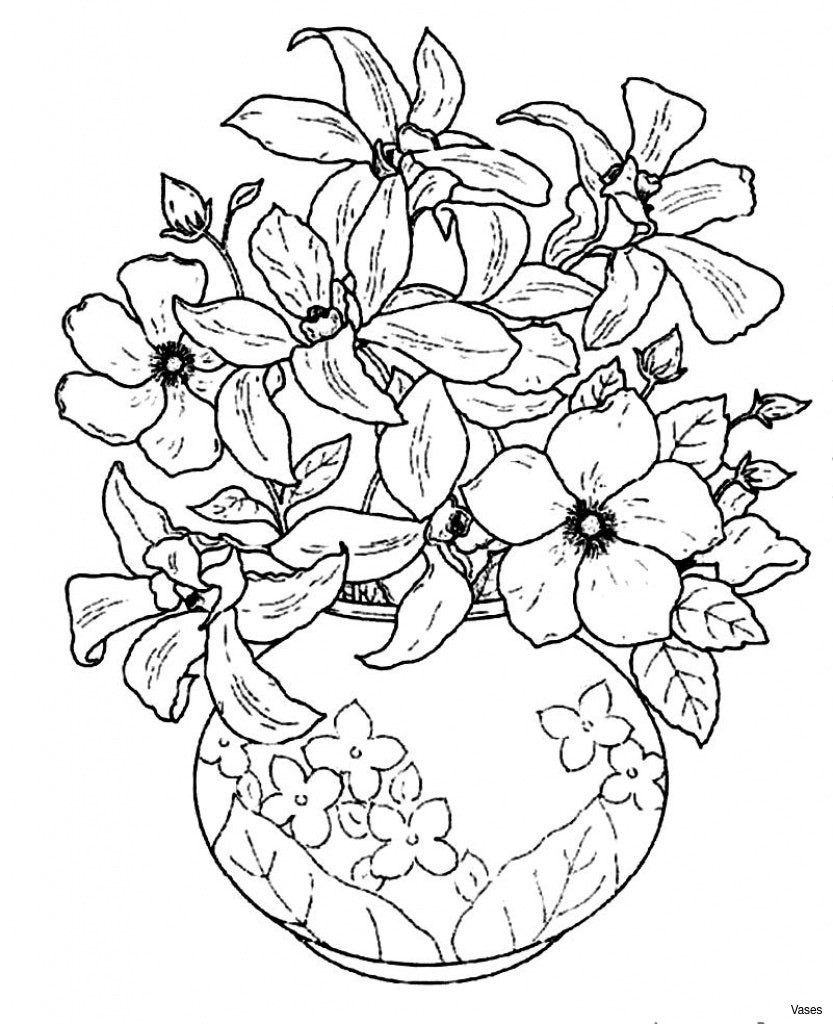 flowers in a vase of coloring book flowers elegant cool vases flower vase page pages in a for coloring book flowers elegant cool vases flower vase page pages in a top i 0d of