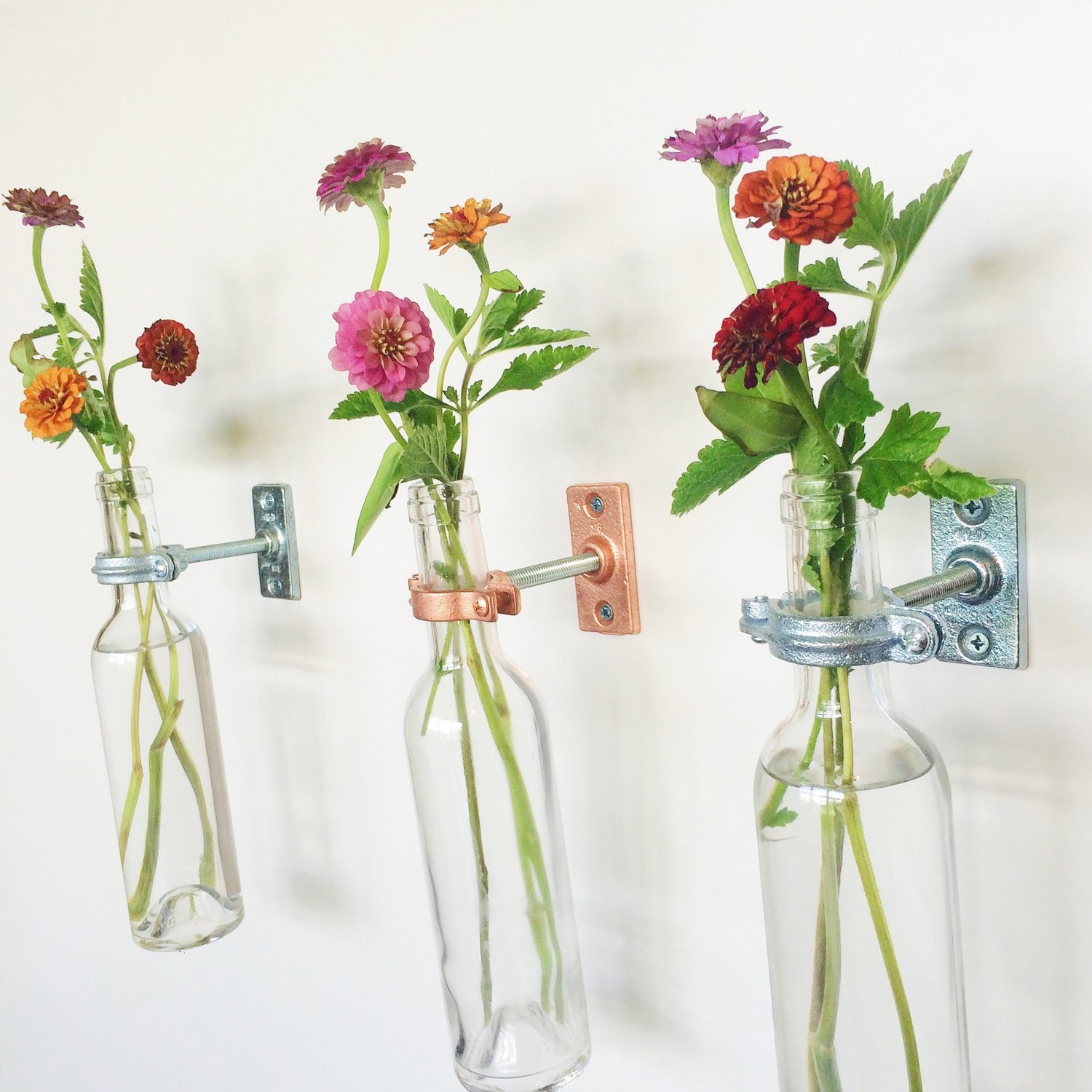 flowers no vase of hanging vases with flowers t pertaining to wall flower hanging bud vase beautiful 2 wine bottle wall flower vases mother s day t wall of wall flower hanging bud vase