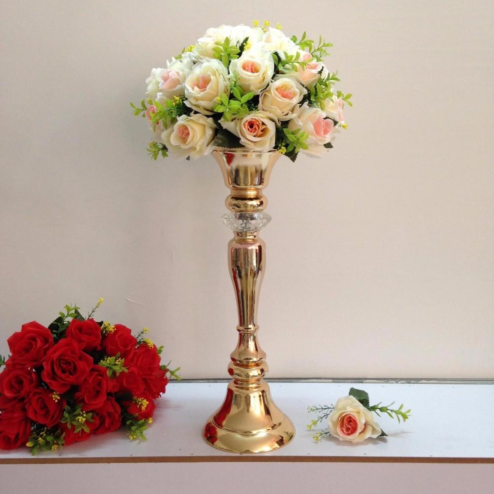 flowers with vase free delivery of gold wedding flower vase flower stand table centerpiece 49cm tall pertaining to tb2wedwkuuil1jjszfrxxb3xfxa 76185610 tb23qezkx3il1jjszpfxxcruvxa 76185610