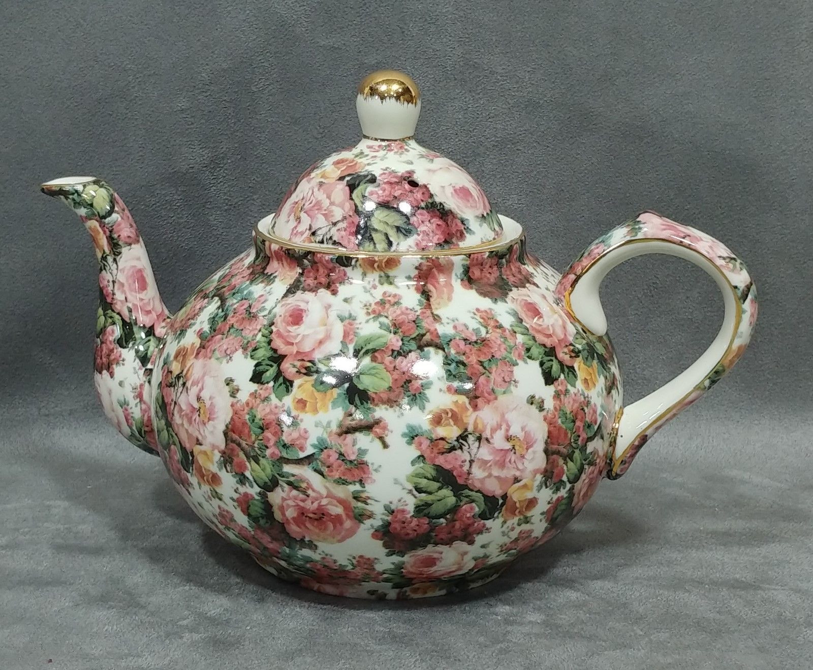 formalities by baum bros rose vase of vintage formalities baum bros roses chintz porcelain teapot 24kt inside vintage formalities baum bros roses chintz porcelain teapot 24kt 1 of 6 see more