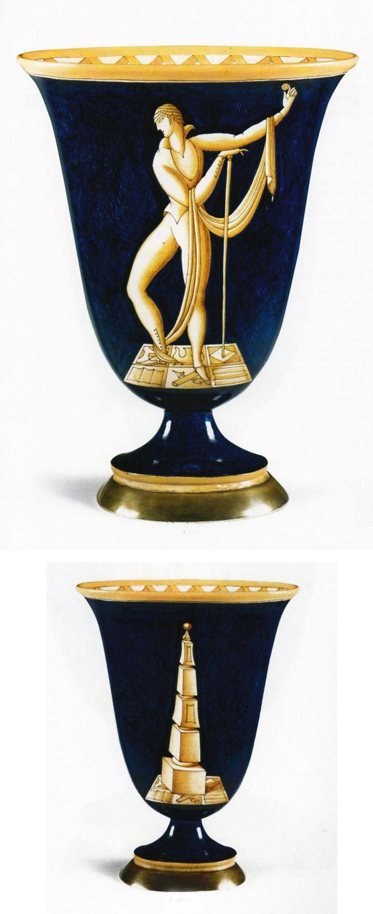 fornasetti vases for sale of 29 best gio ponti ginori images on pinterest gio ponti piero regarding gio ponti vase the dance teacher 1923 1930 erdina§ bakla