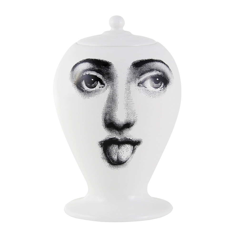 fornasetti vases for sale of buy fornasetti antipatico vase amara throughout next