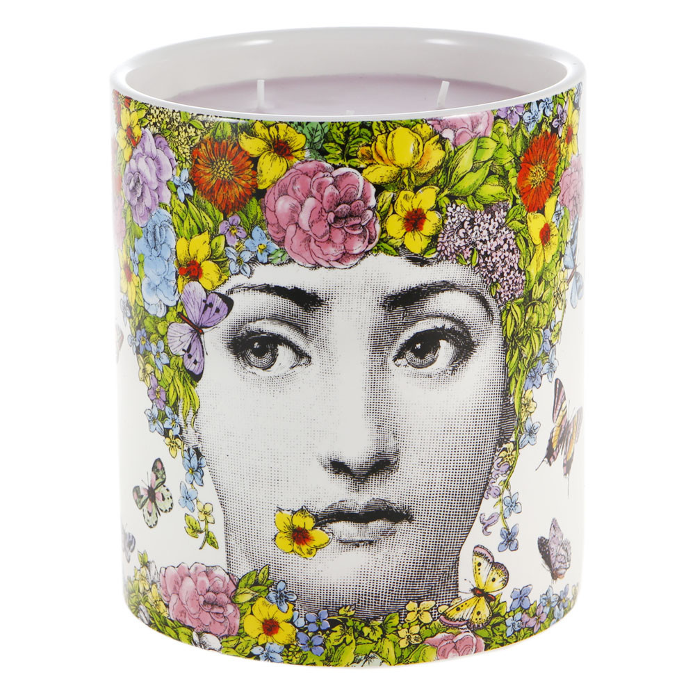 fornasetti vases for sale of buy fornasetti flora scented candle 1 9kg amara inside next