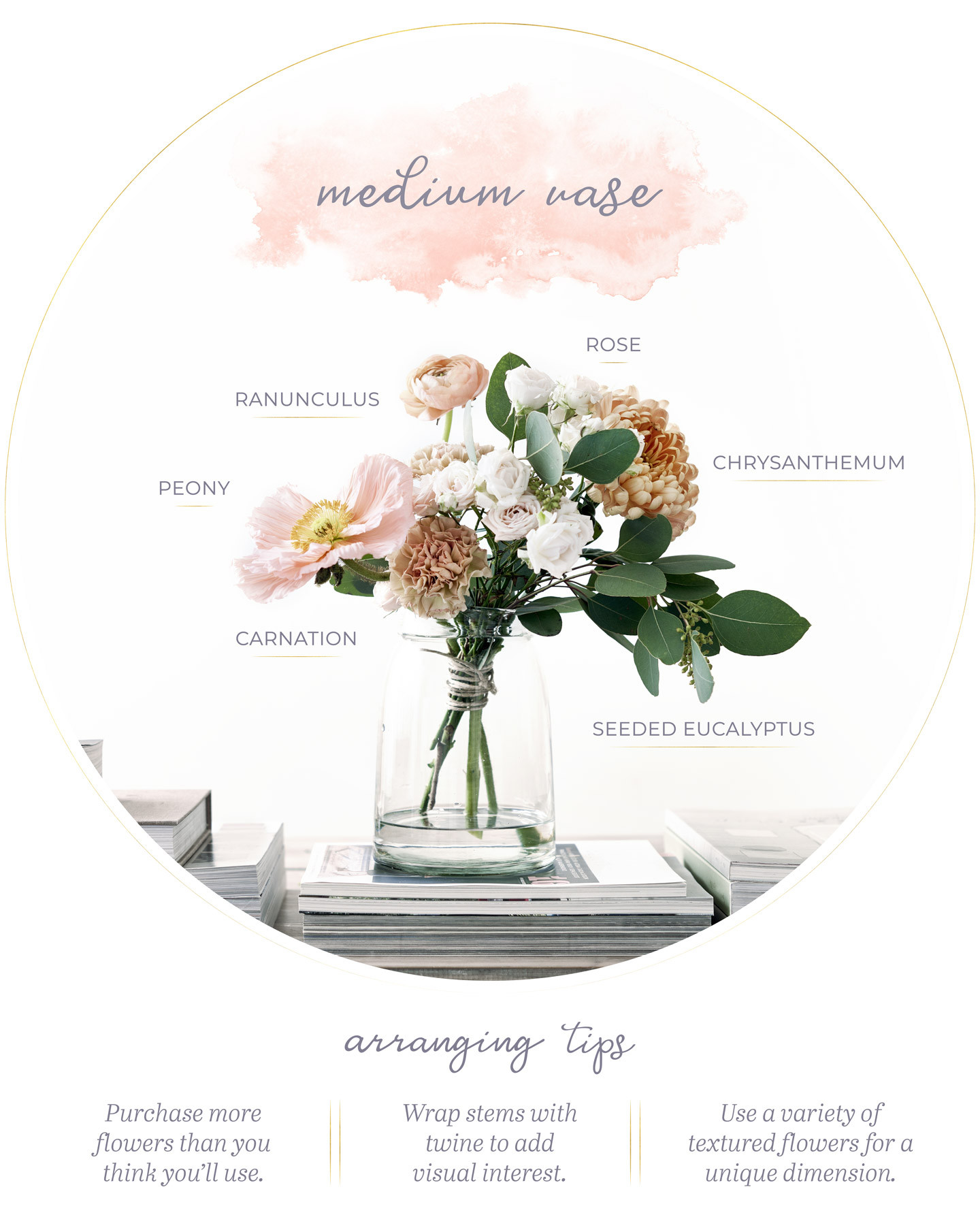 ftd cross vase of how to arrange flowers in 9 easy steps ftd com throughout how to arrange flowers in a medium vase