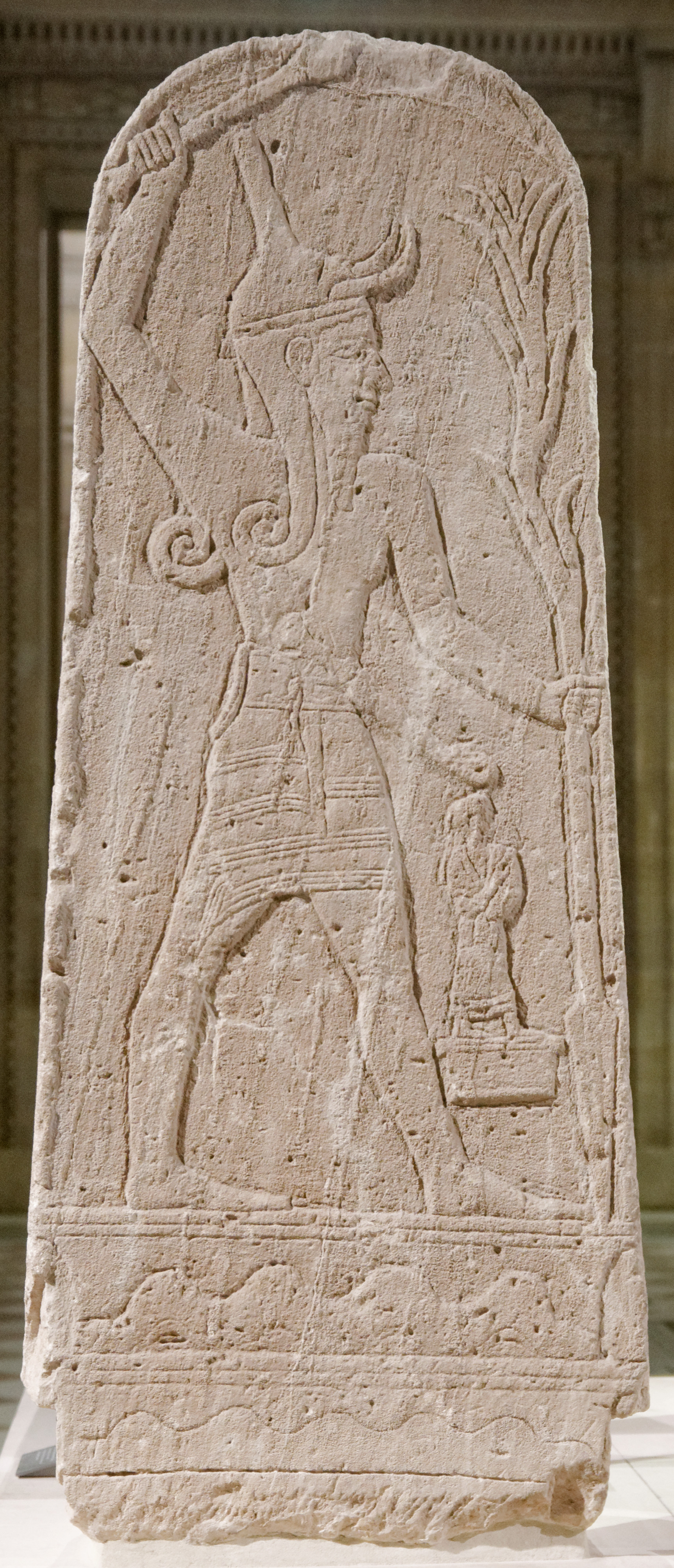 galle vase value of stele wikipedia with regard to baal with thunderbolt c 14th century bc a ugaritic stele from syria