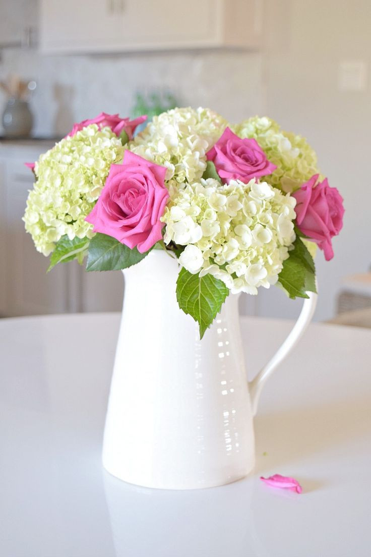 Galvanised Flower Vase Of 198 Best Flowers Images On Pinterest Floral Arrangements for How to Care for Hydrangeas